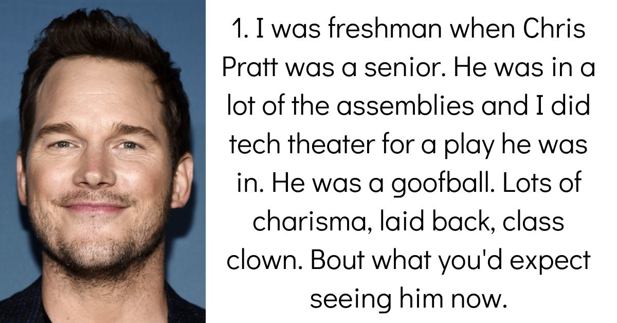 People Who Dated A Celebrity Before They Were Famous Share Their Experience