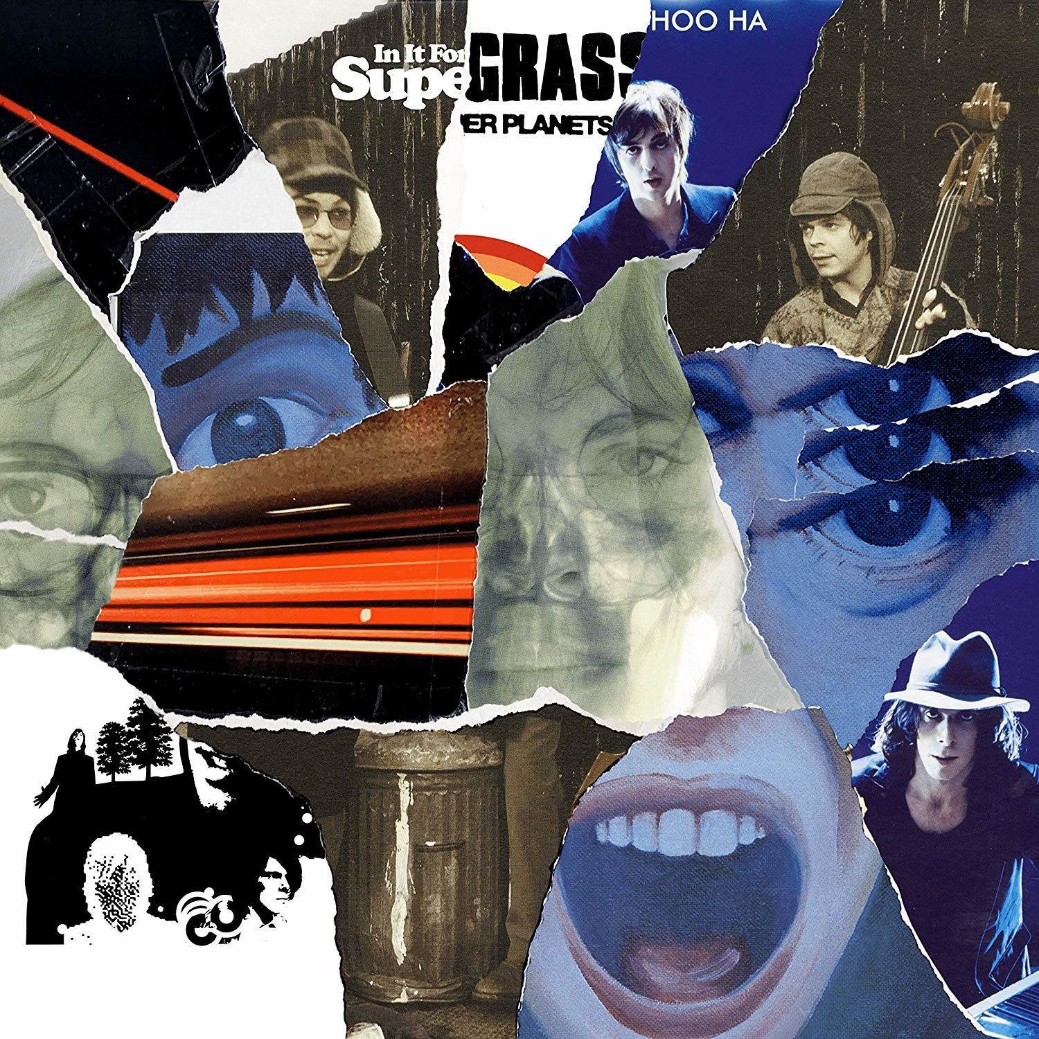 Even the Misses Sound Like Hits on Supergrass   The Strange Ones 1994-2008