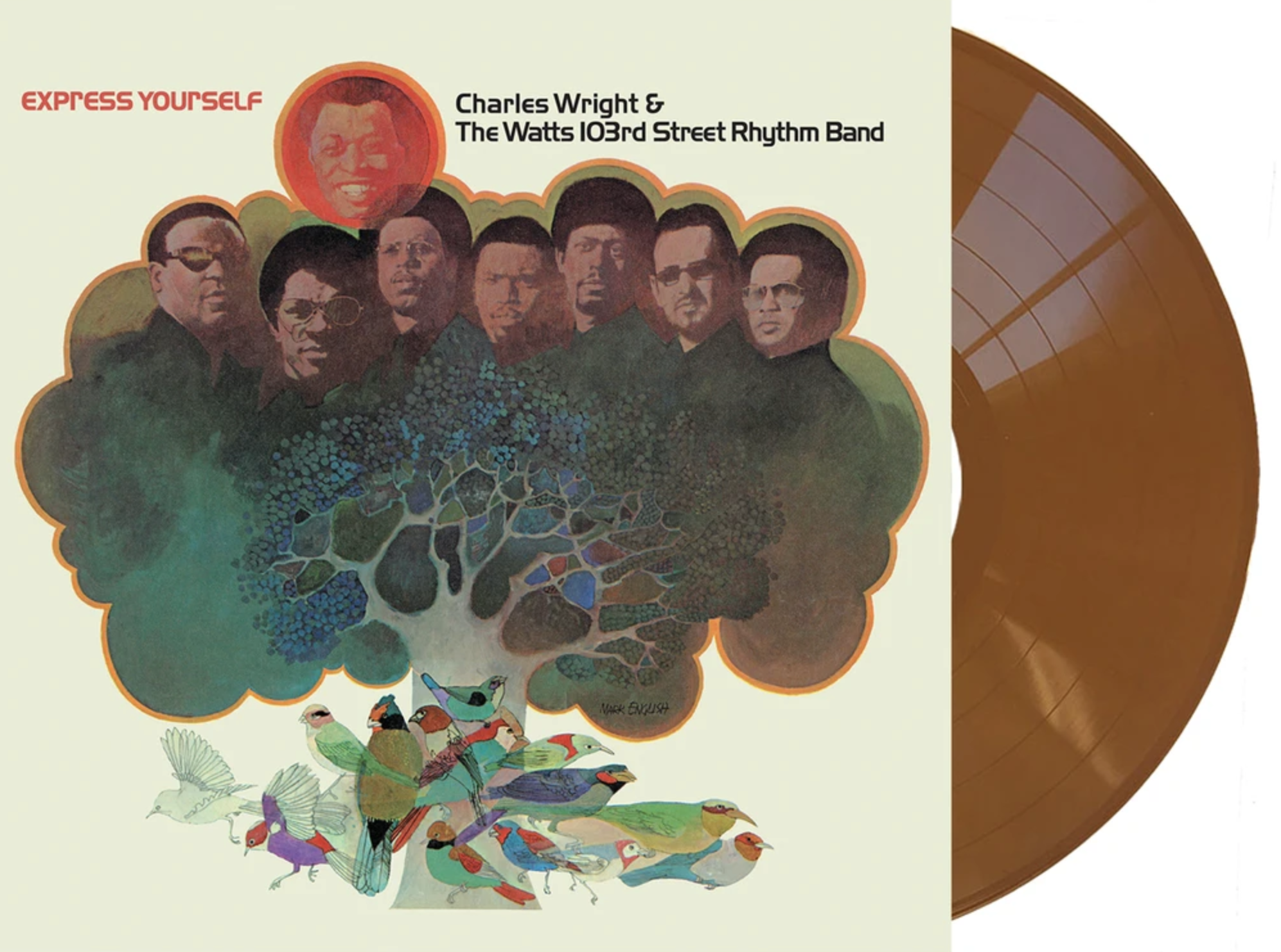 Charles Wright and Company Express Themselves