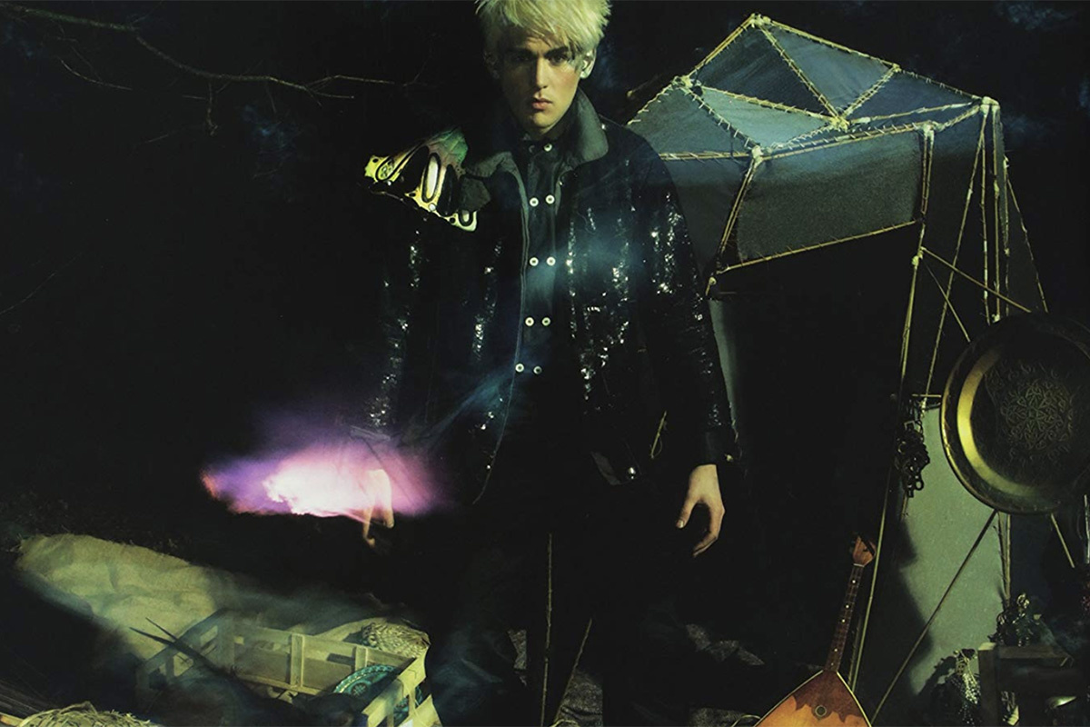 Circus Magic: Patrick Wolf at St Pancras Old Church