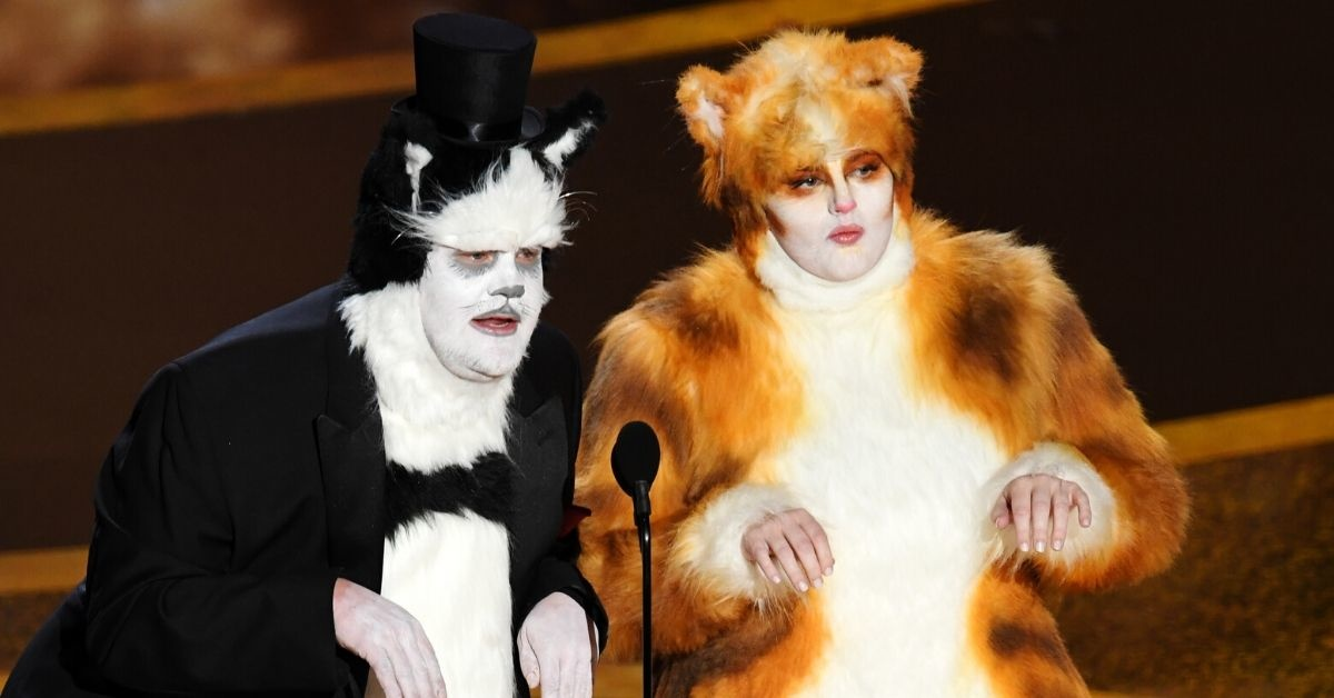 Visual Effects Artists Issue Scathing Response After 'Cats' Gets Dragged At The Oscars