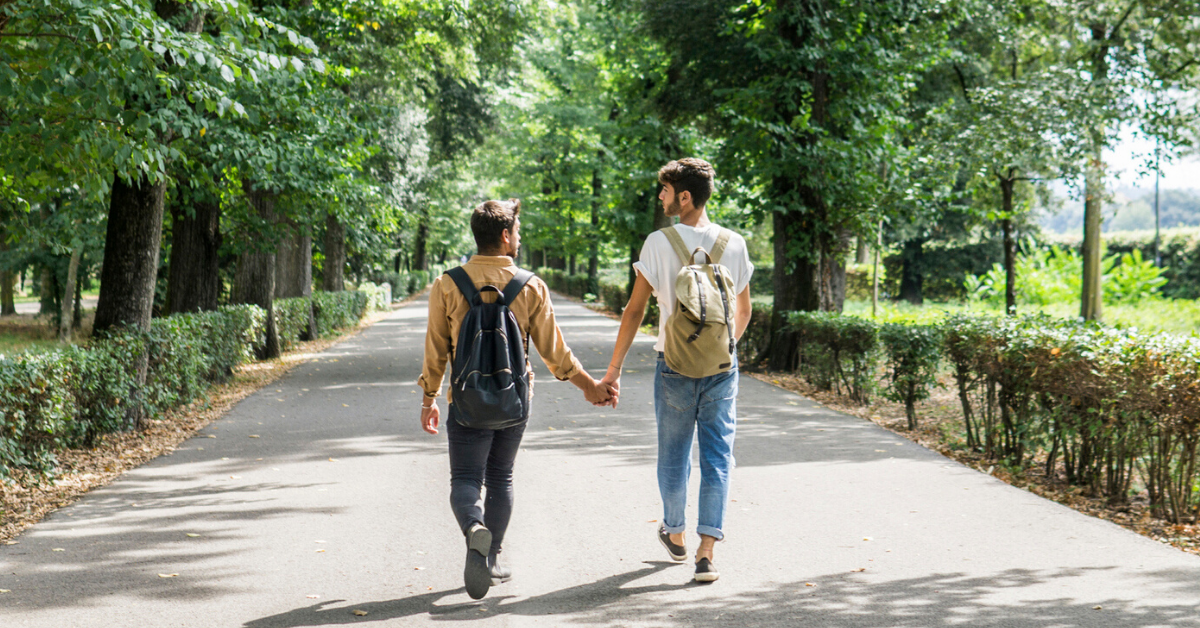 Man Conflicted After Learning His Gay Bestie's New Friend Is Fetishizing Him And His Boyfriend