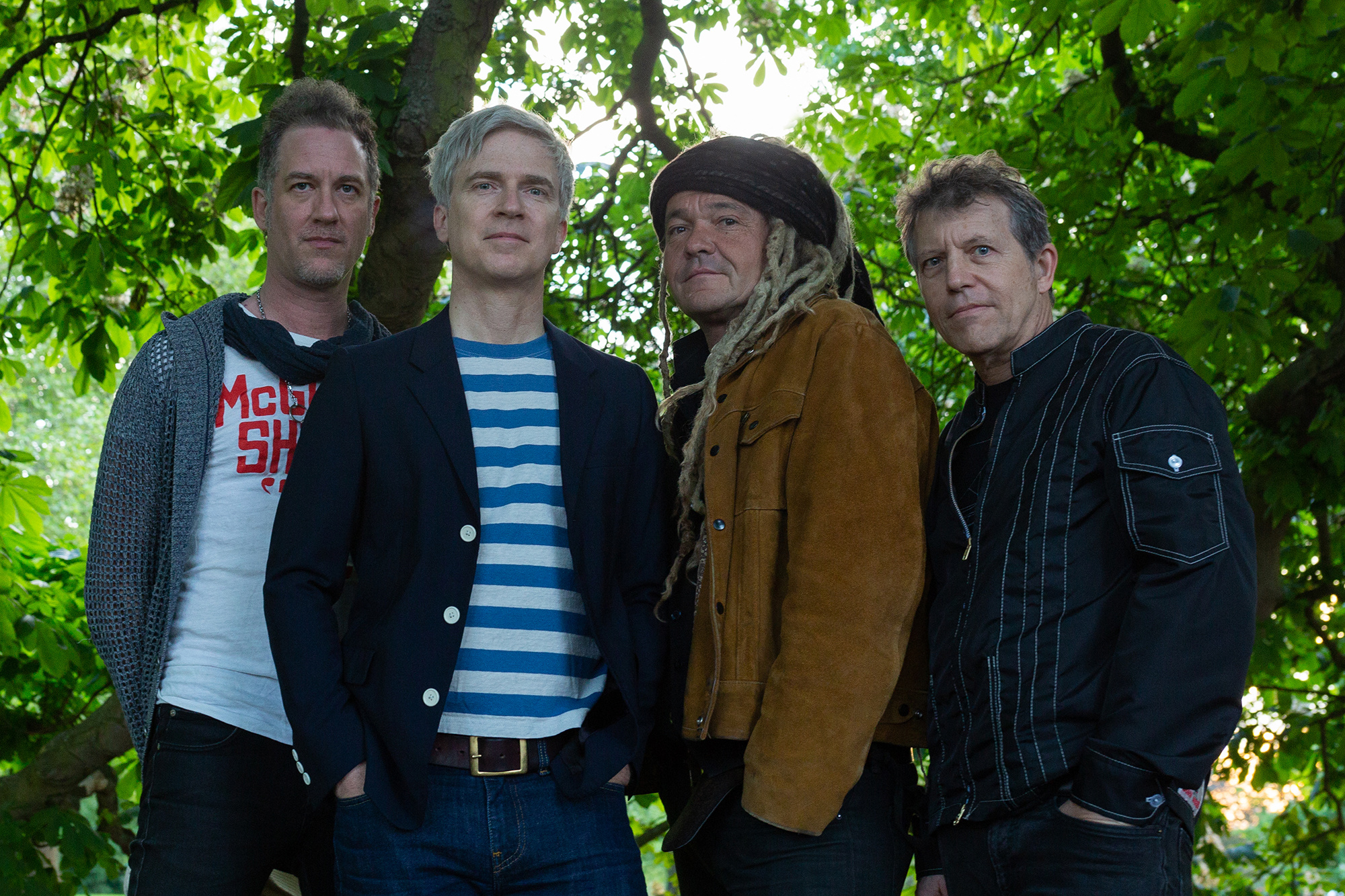 Nada Surf Get Philosophical on  Never Not Together
