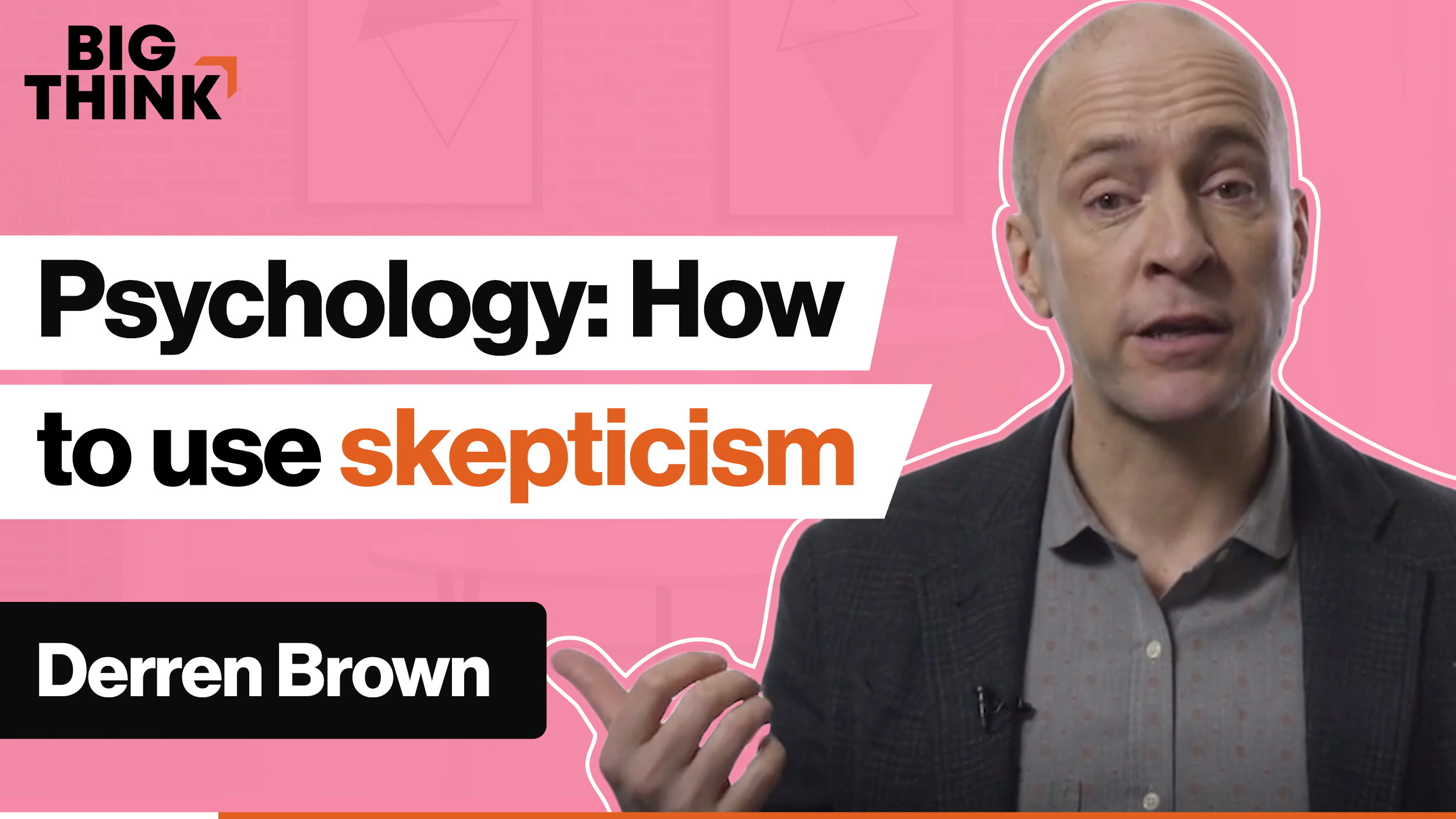 Psychology toolbox: How to use skepticism