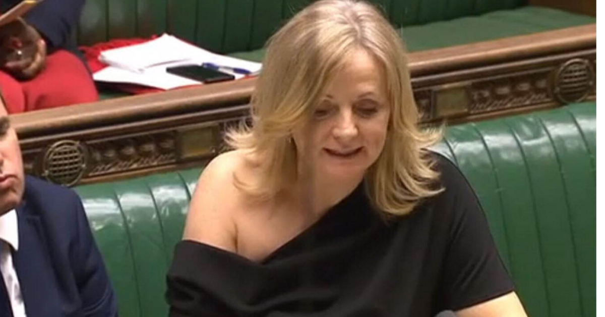 Politician Raises Over $26k For Charity By Auctioning Off 'Shouldergate' Dress After Being Criticized For Her 'Revealing' Attire
