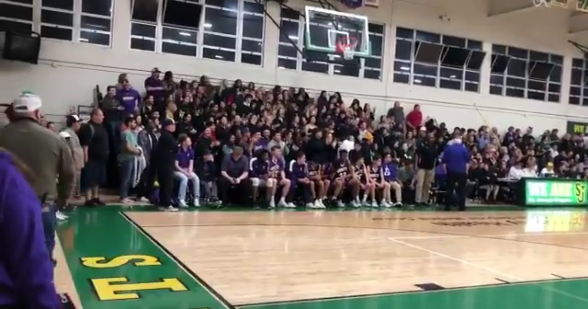 California High School Faces Backlash After Basketball Game Erupts Into 'Where's Your Passport?' Chant Against Opposing Team