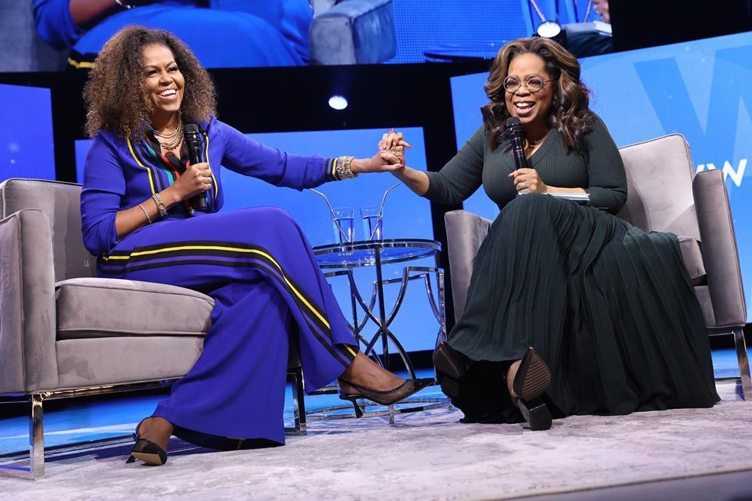 Michelle Obama Gets Real About Confronting Her Insecurities & Self-Doubt