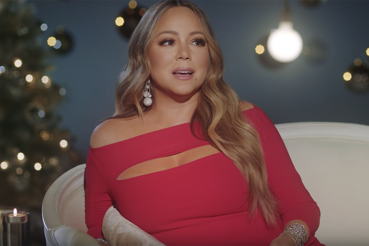 29 Black Music Documentaries for Black History Month 2020: #14. Mariah Carey Is Christmas: The Story of  All I Want for Christmas Is You
