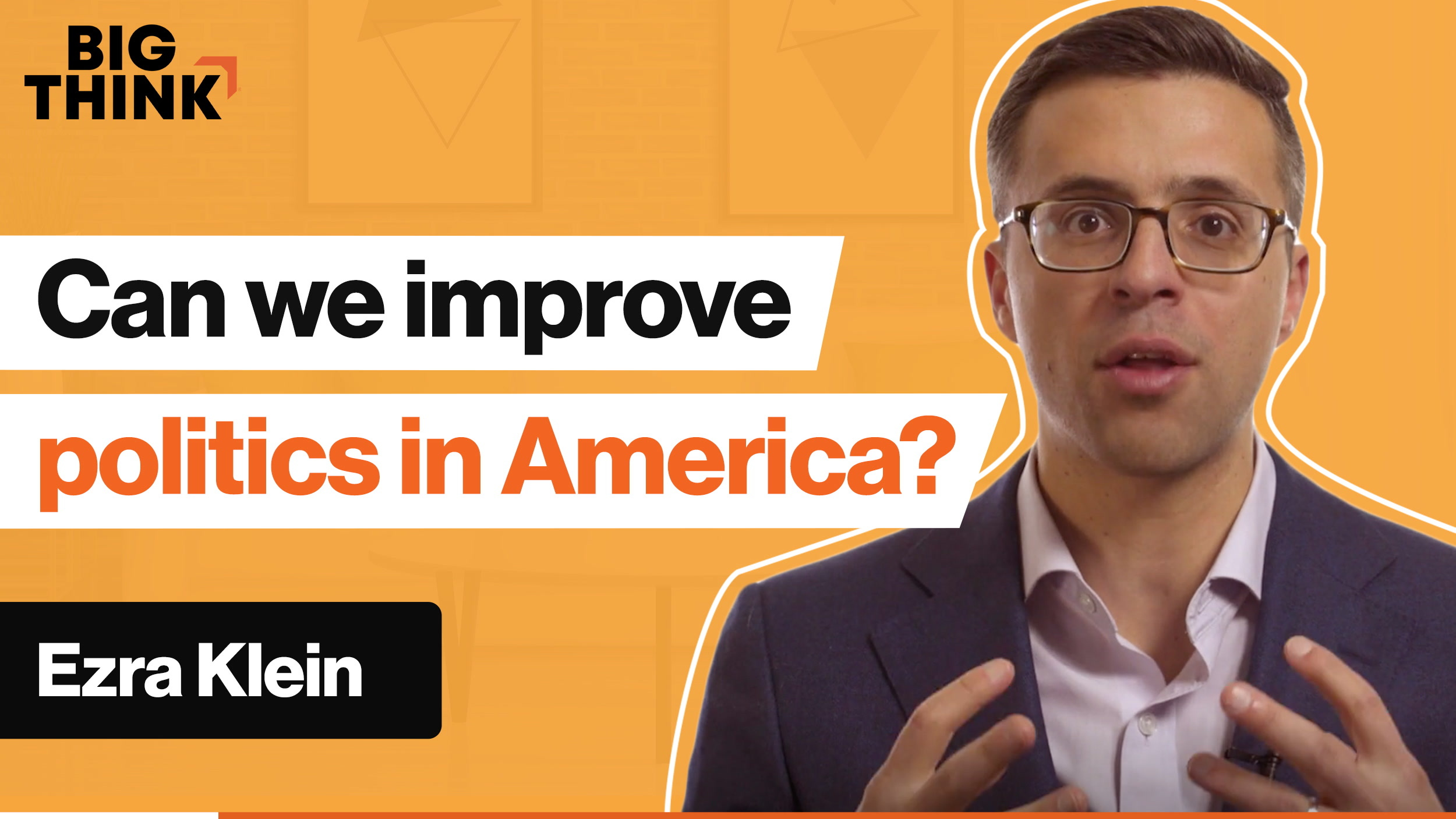 We can improve politics in America. Here's how.