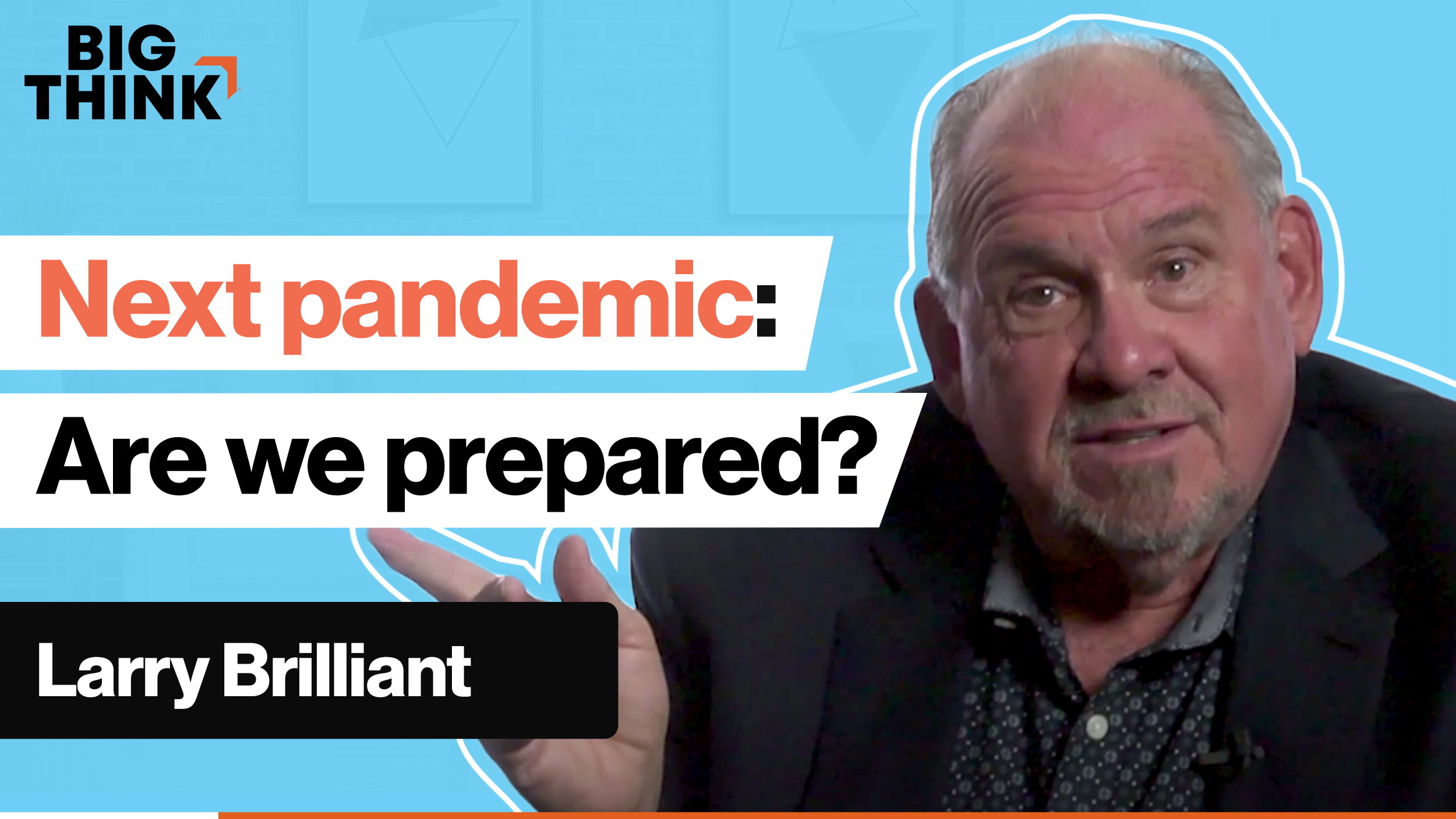 The next pandemic is inevitable. Are we prepared?