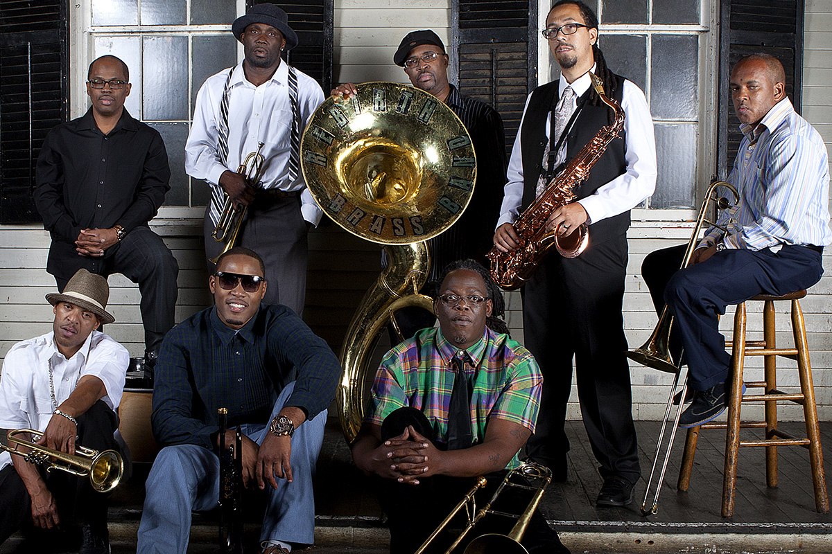 29 Black Music Documentaries for Black History Month 2020: #12. Never a Dull Moment: 20 Years of the Rebirth Brass Band