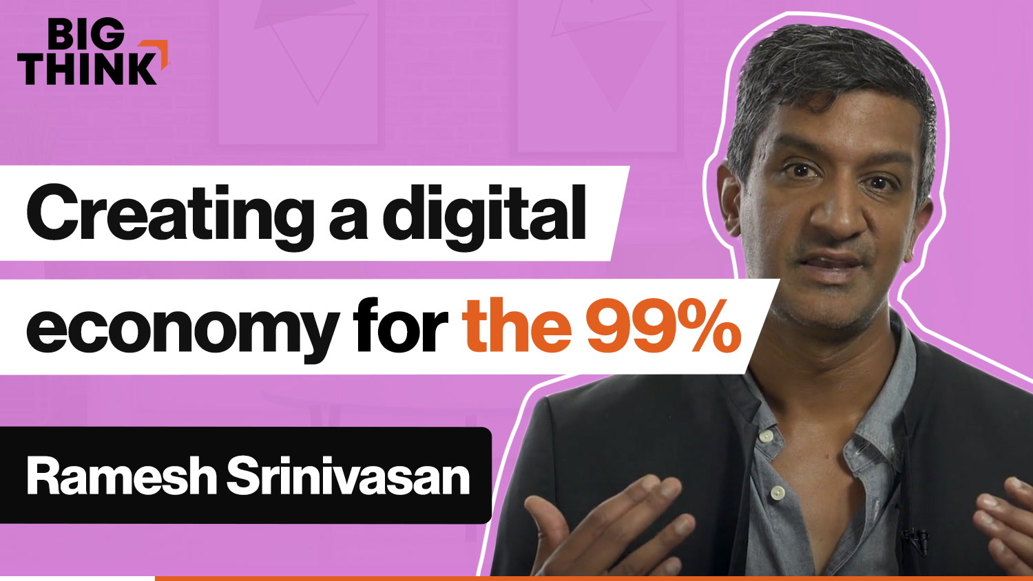 The digital economy benefits the 1%. Here's how to change that.