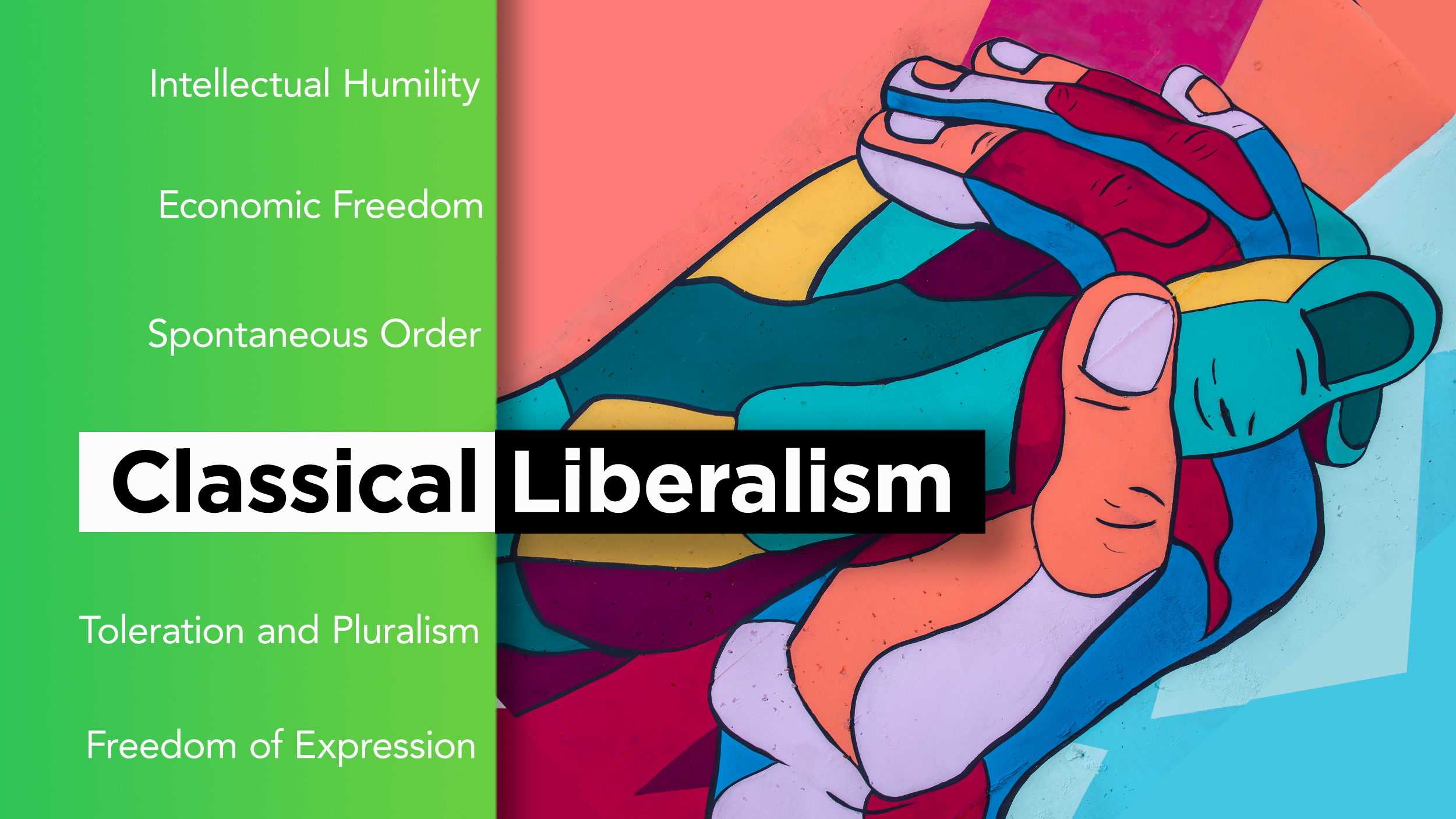 What is classical liberalism? | Classical Liberalism