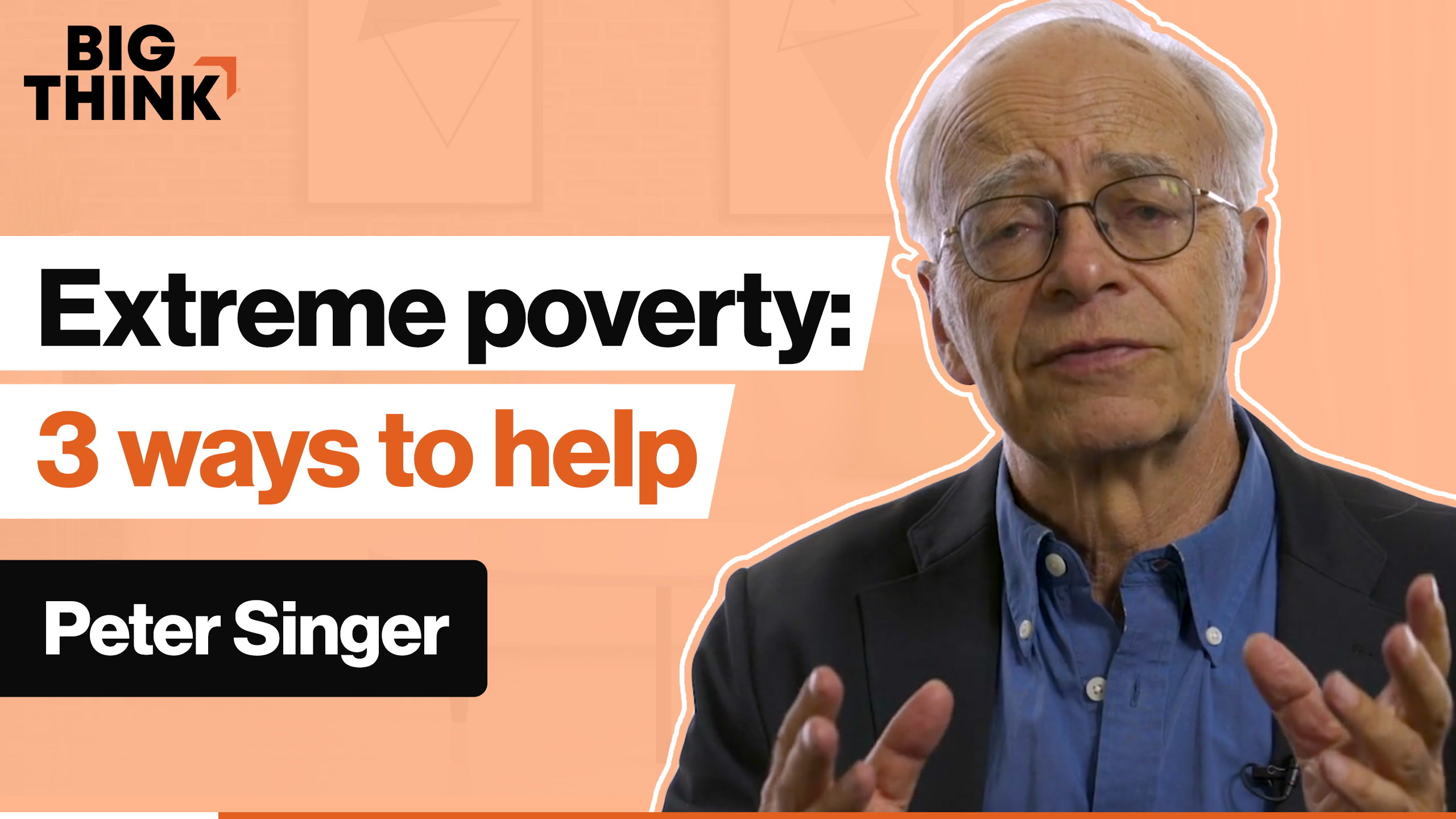 3 easy ways to help people in extreme poverty