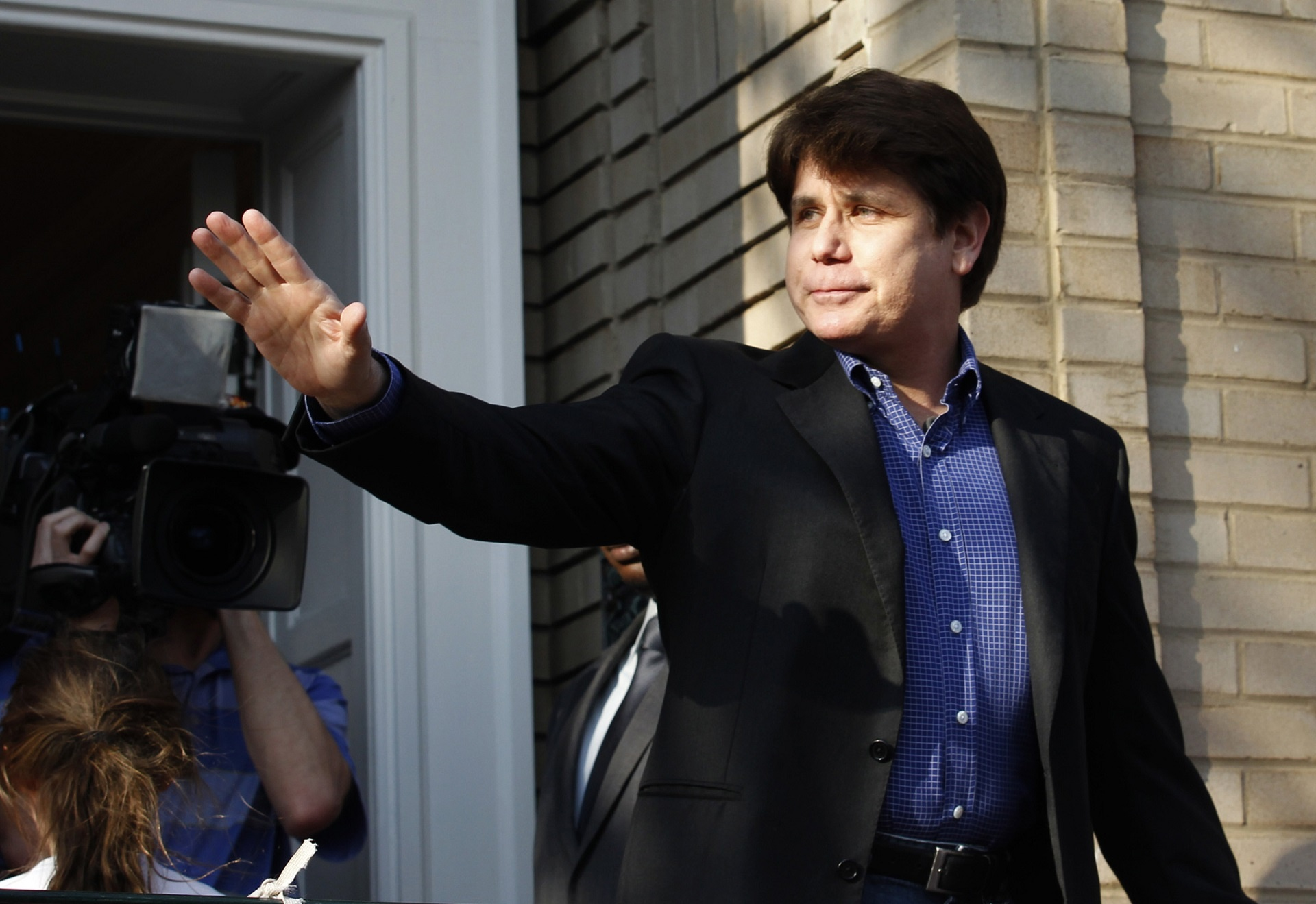 President Trump grants clemency to former Illinois Gov. Rod Blagojevich, ten others