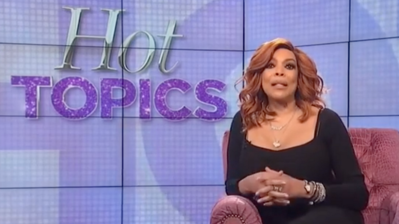 Wendy Williams Hit With Backlash Yet Again After Making Light Of Drew Carey's Ex-Fiancée's Murder