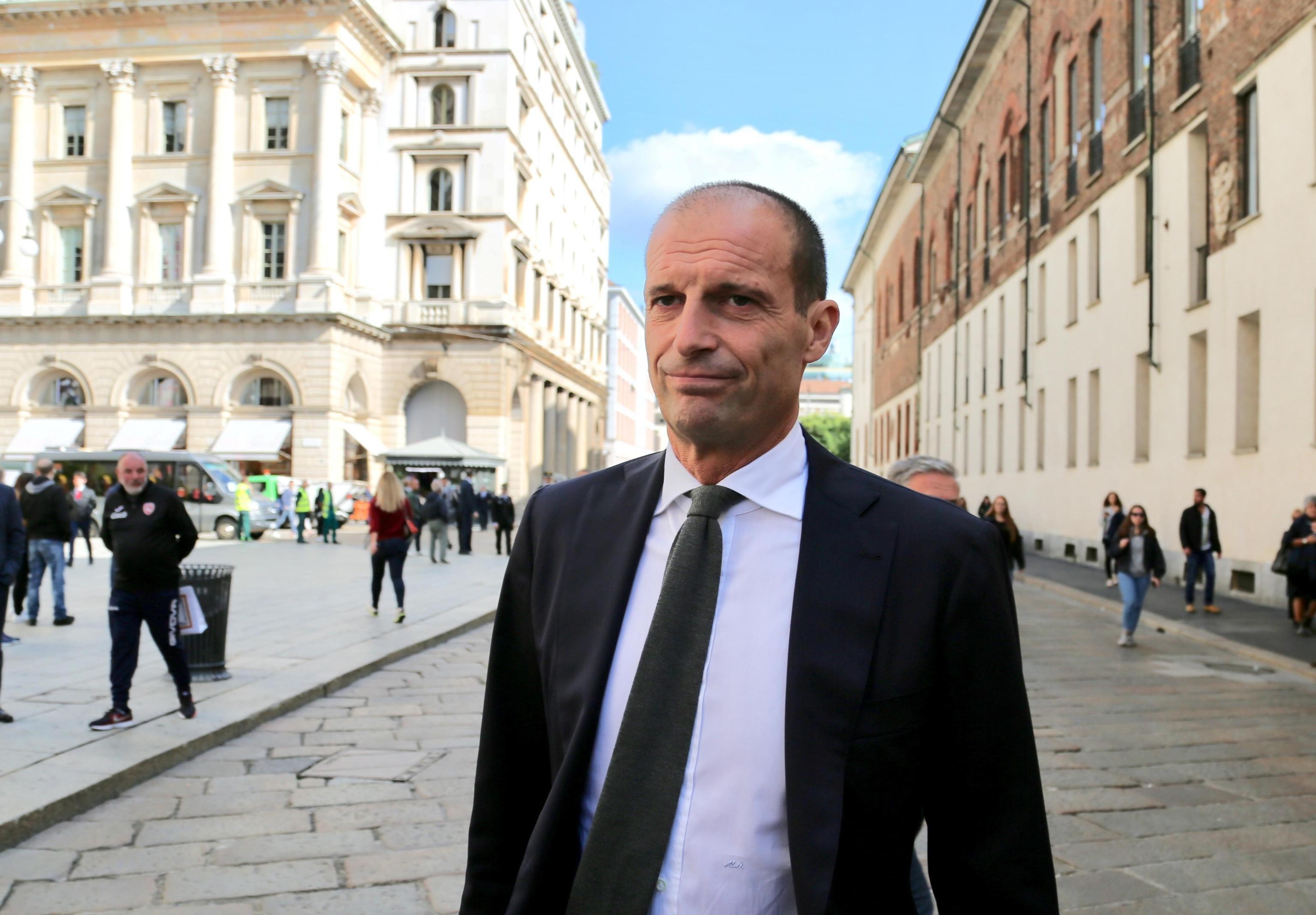 Max Allegri verso il PSG, niente Milan