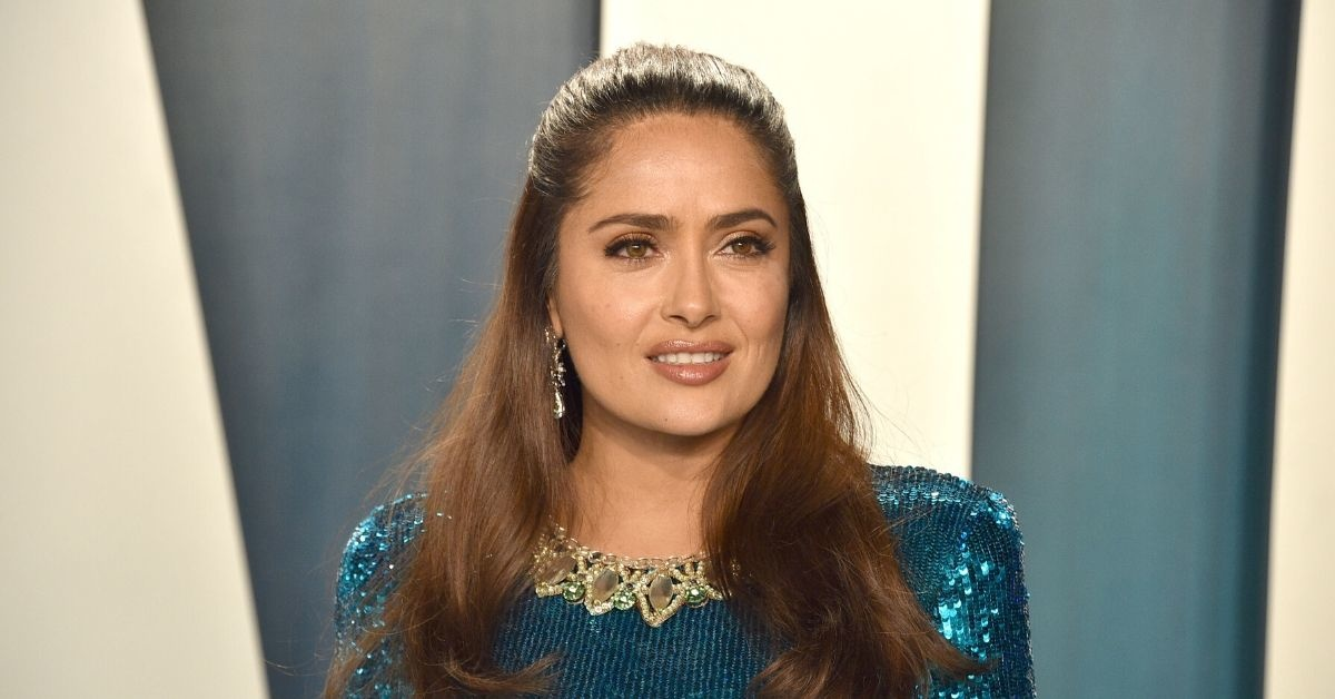 Salma Hayek Perfectly Shut Down A Troll Who Offered Some Unsolicited Advice About Botox On Her Instagram