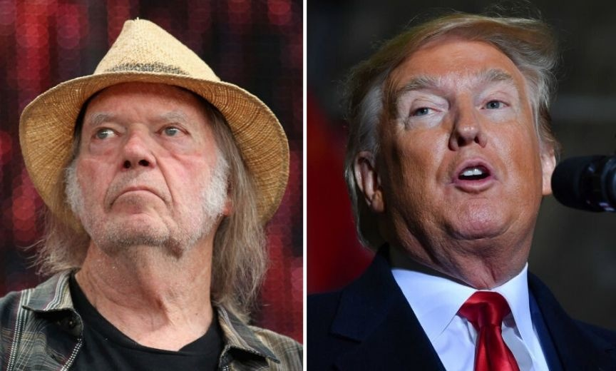 Rock Legend Neil Young Eviscerates Trump With Scathing Open Letter, And Trump's Not Gonna Like It One Bit