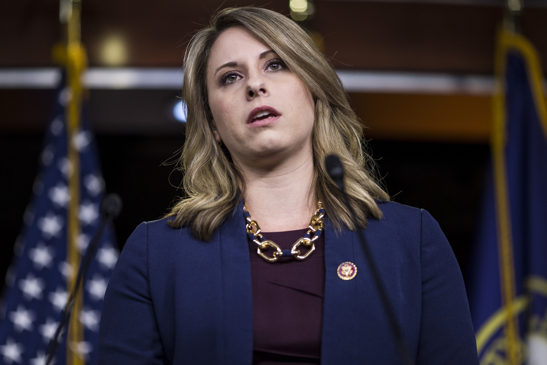 Dem ex-Rep. Katie Hill says 'rampant biphobia' was a 'huge part' of why she resigned