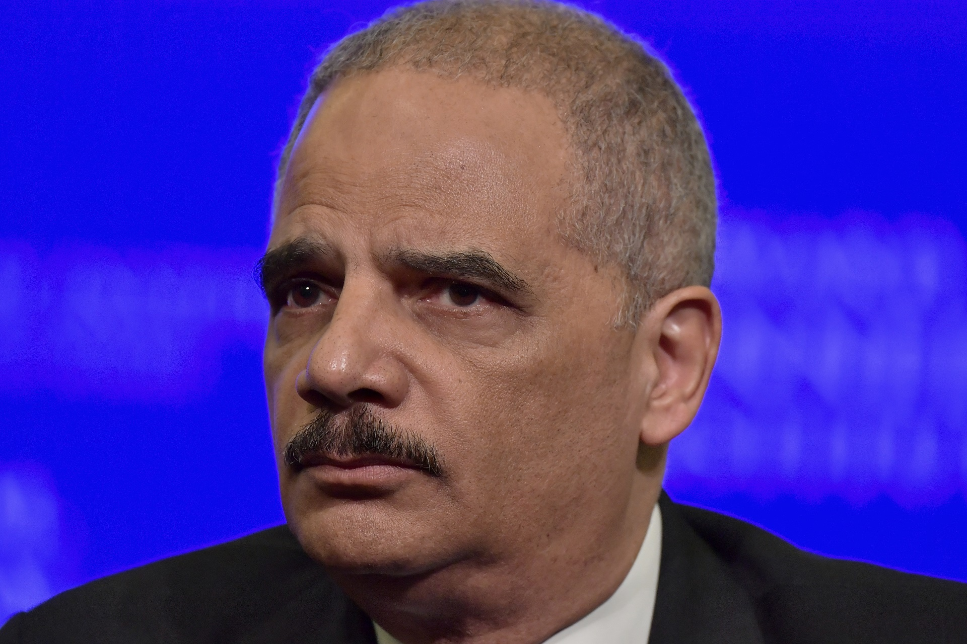 'Shut the hell up': Eric Holder triggered by reporter exposing Andrew McCabe prosecutor's Democratic bona fides