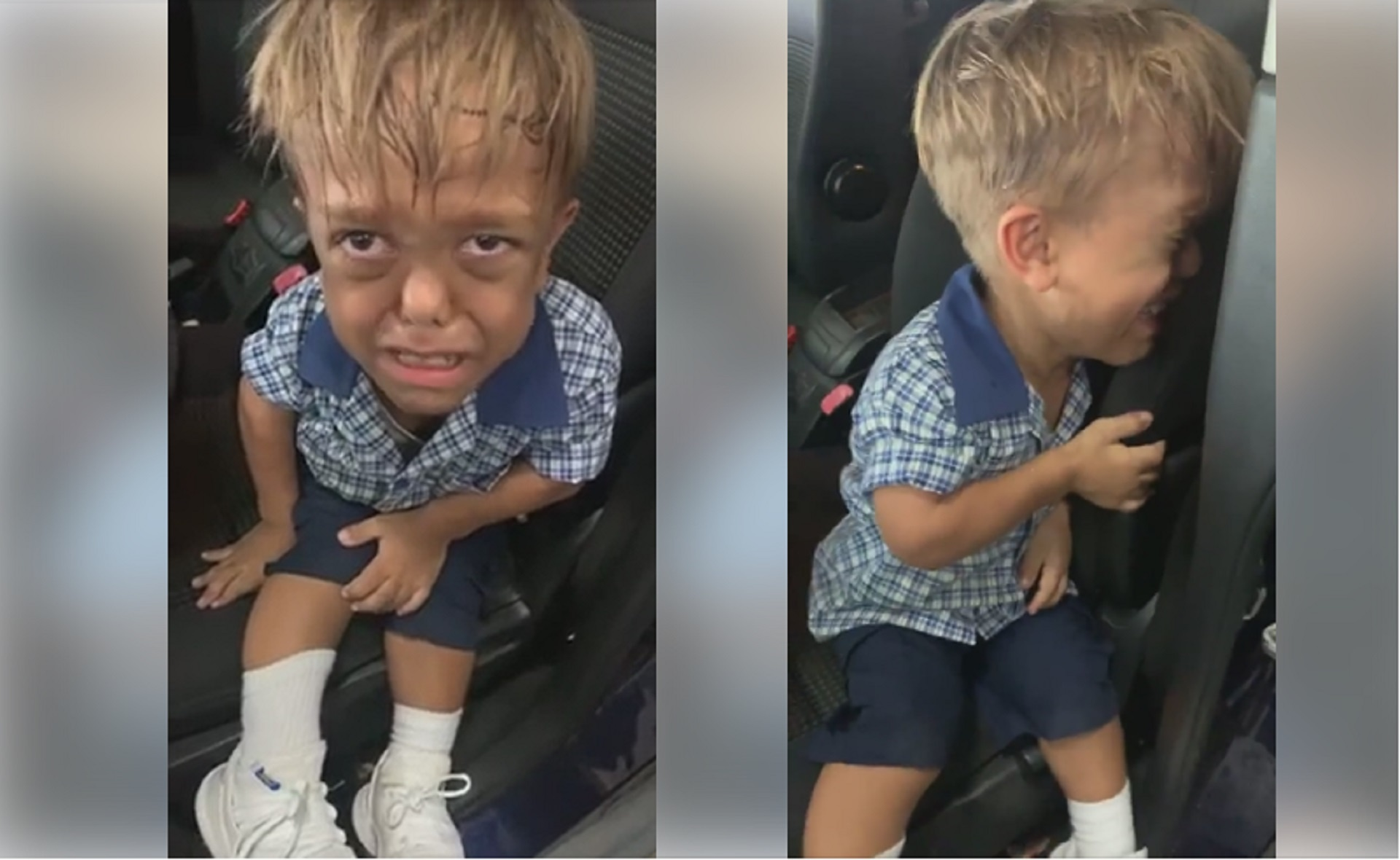 Gut-wrenching video shows the impact of bullying on 9-year-old Australian boy with dwarfism. The world is reacting.