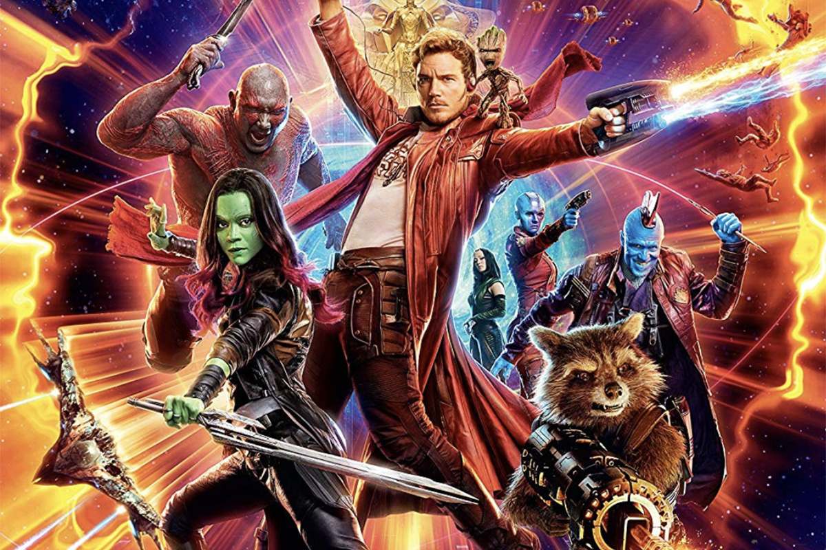 Cue the Music:  Guardians of the Galaxy Vol. 2