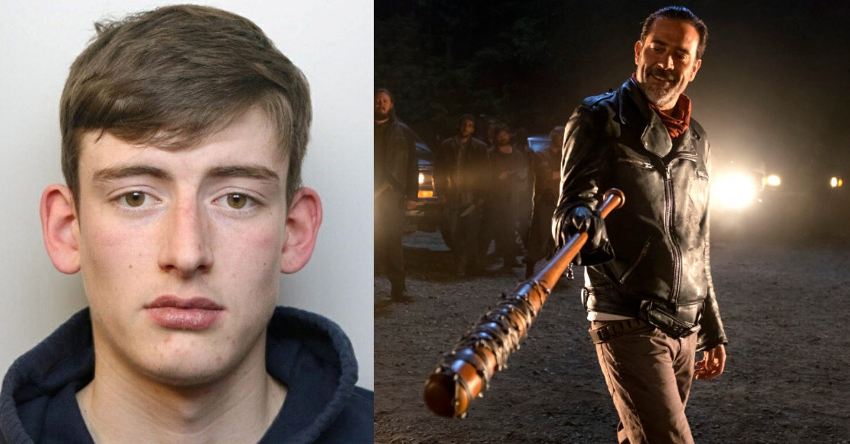 Teen Sentenced For Leaving 16-Year-Old Boy Pernamently Disabled After Attacking Him With 'Walking Dead'-Inspired Baseball Bat