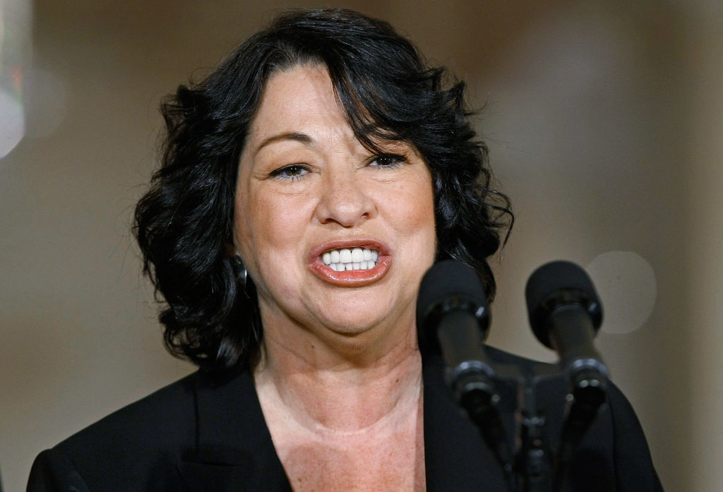 Justice Sonia Sotomayor lashes out at conservative justices, accuses them of pro-Trump bias