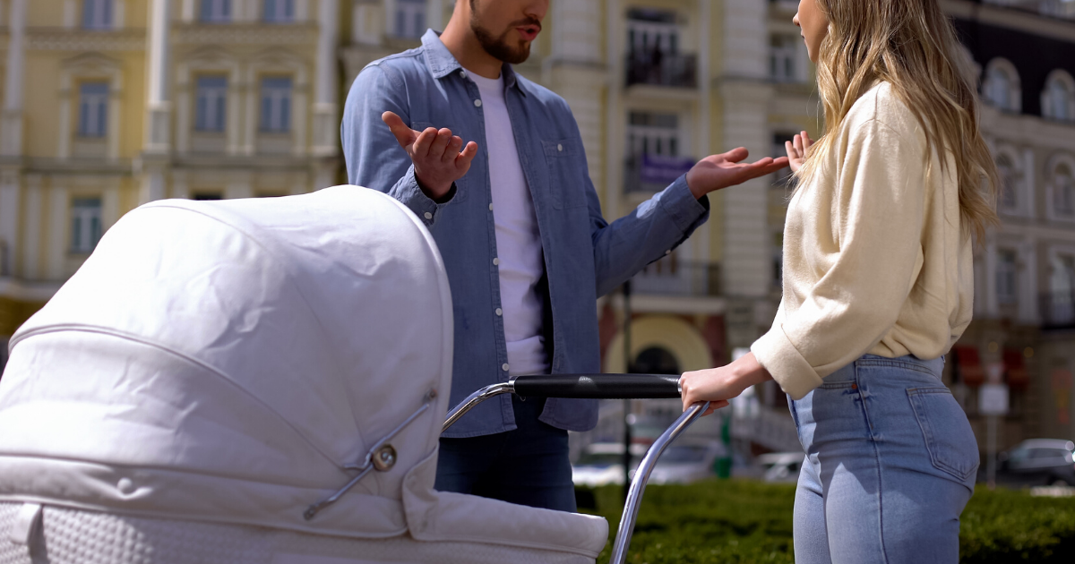 New Mom Frustrated After Her Husband Complains About Not Being 'Understood' About How Hard He Has It As A Dad