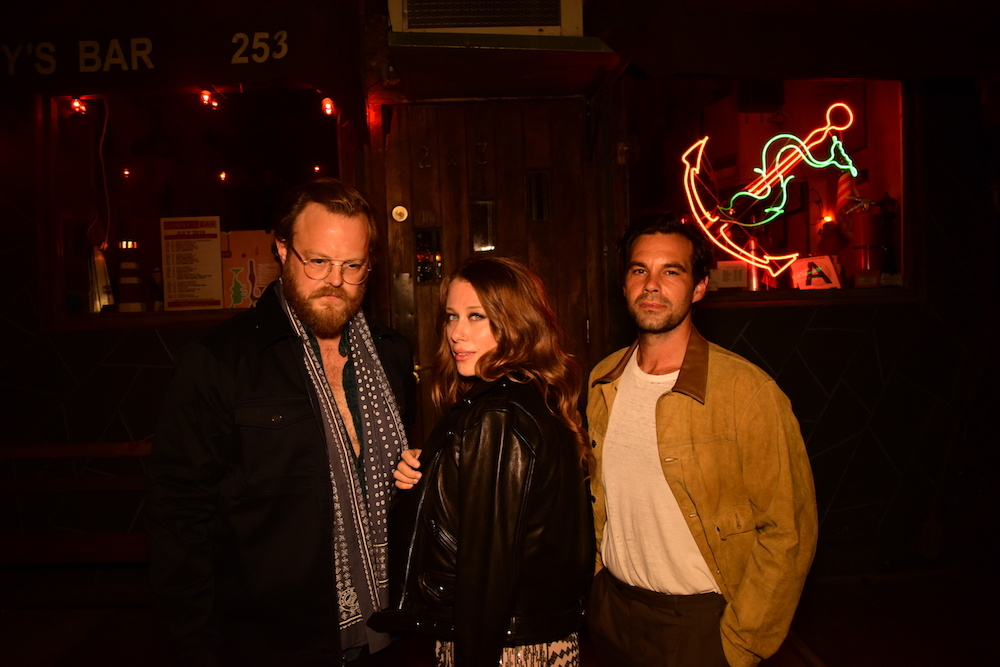 The Lone Bellow Create Intimate Americana Chamber Pieces on  Half Moon Light