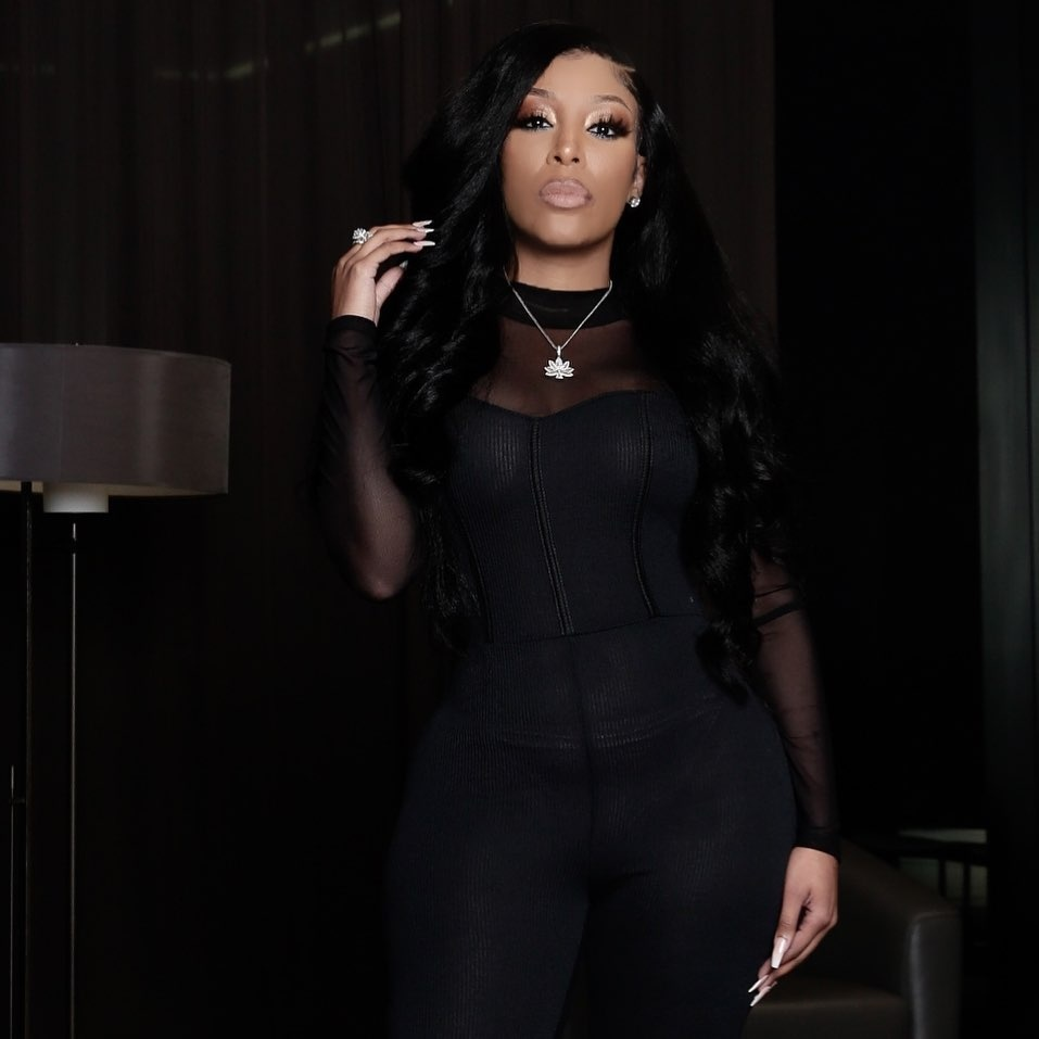 K. Michelle Spent Over $300K & Has Had 13 Surgeries To Reverse Her Butt Implants
