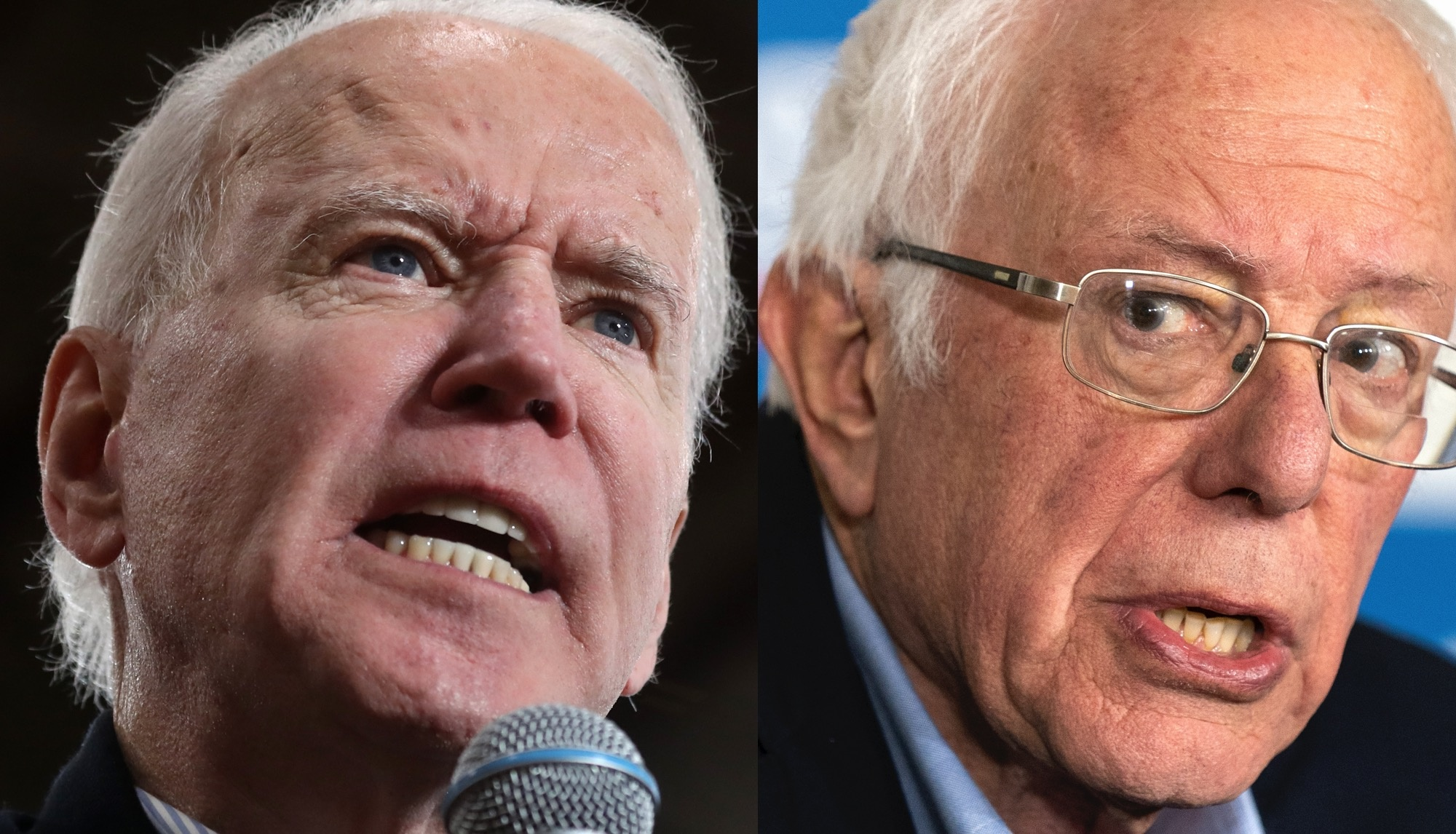 Joe Biden excoriates Bernie Sanders in scathing statement about 'offensive' Cuba comments