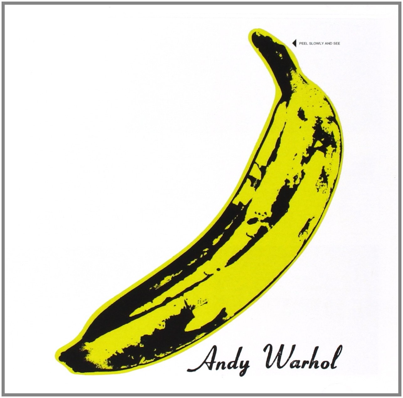 Counterbalance No. 4:  The Velvet Underground and Nico