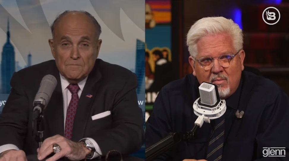 BOMBSHELL: 'It wasn't just Hunter,' Rudy Giuliani says Joe Biden was target of Ukraine corruption investigation — and he has the evidence to prove it