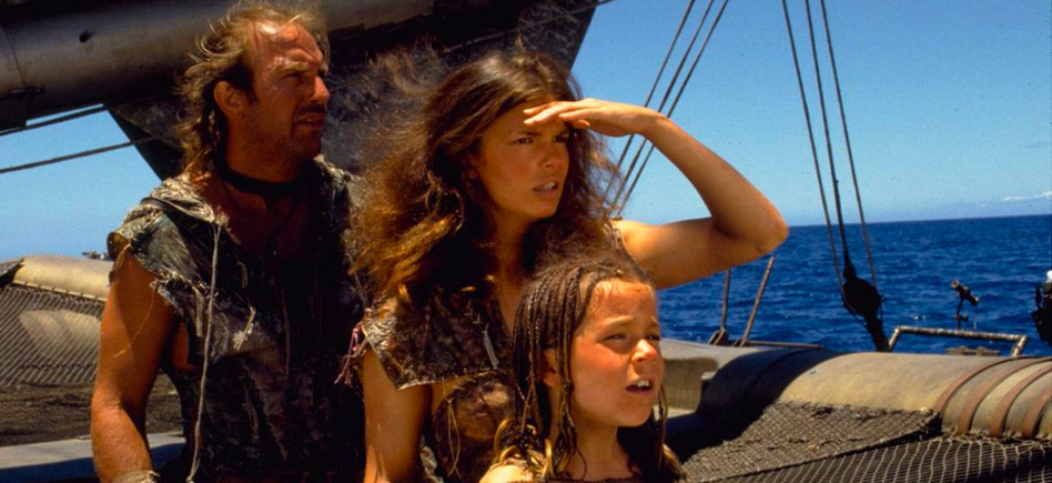 Waterworld  was a documentary? Geologists think Earth could have once been 100% ocean