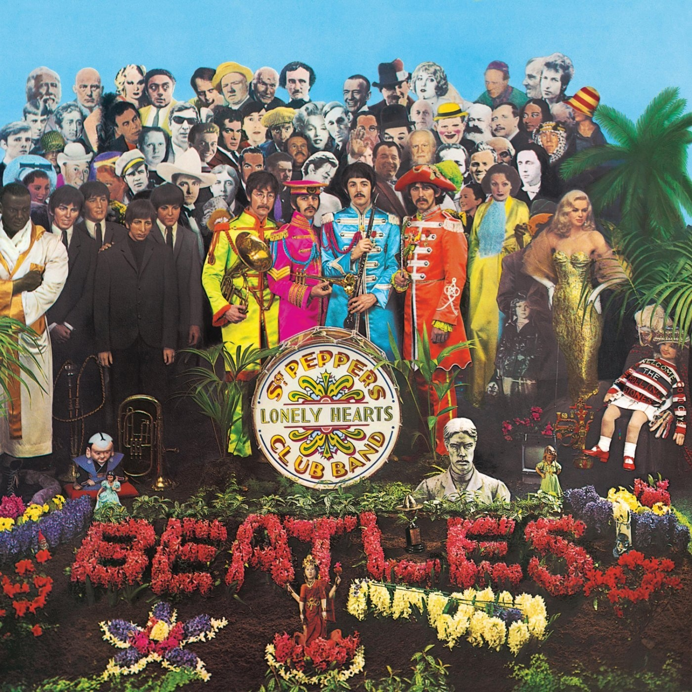Counterbalance No. 5: The Beatles   Sgt. Pepper s Lonely Hearts Club Band