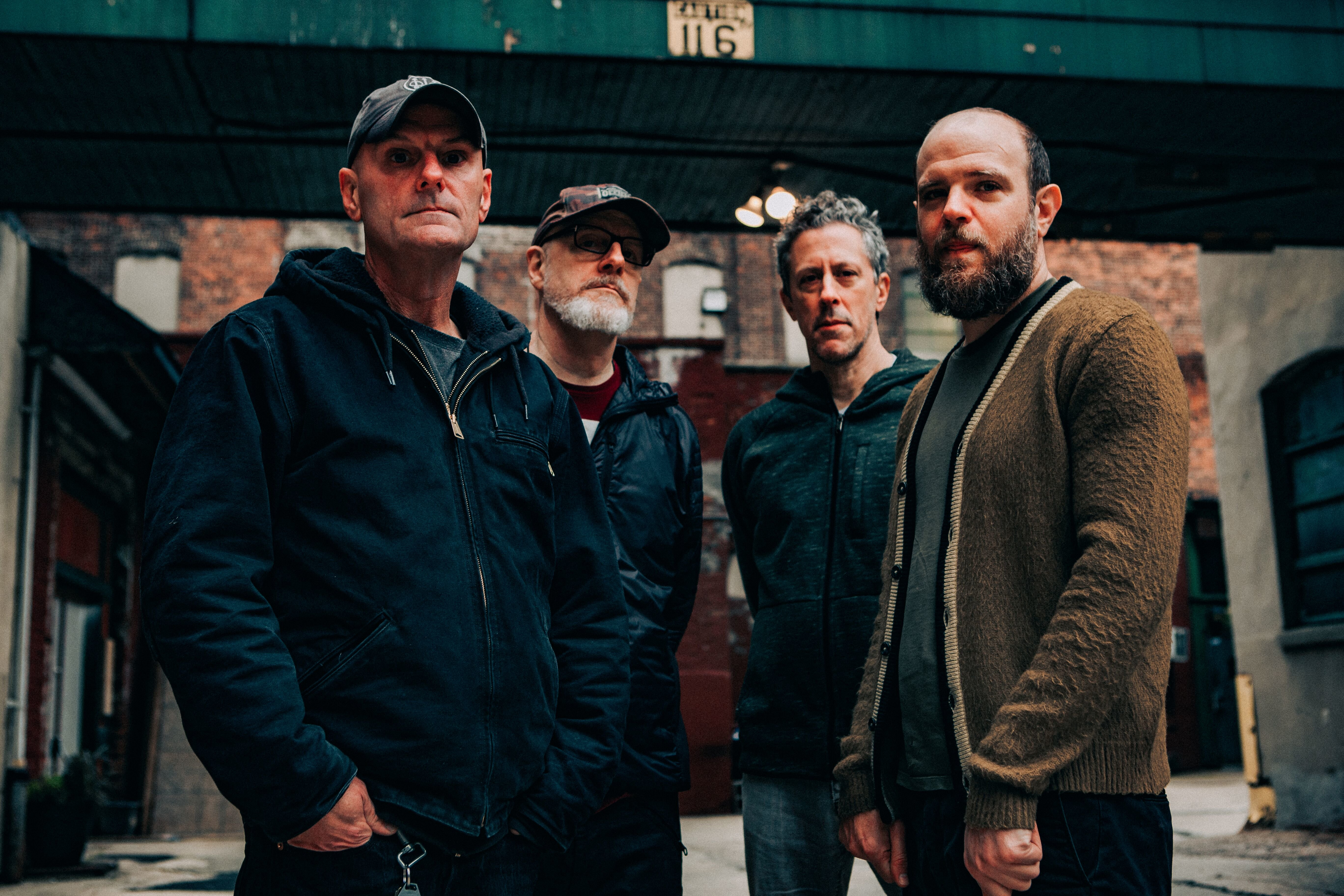 Unsane, Cop Shoot Cop, Swans Alums Are Human Impact and They re Mad As Hell