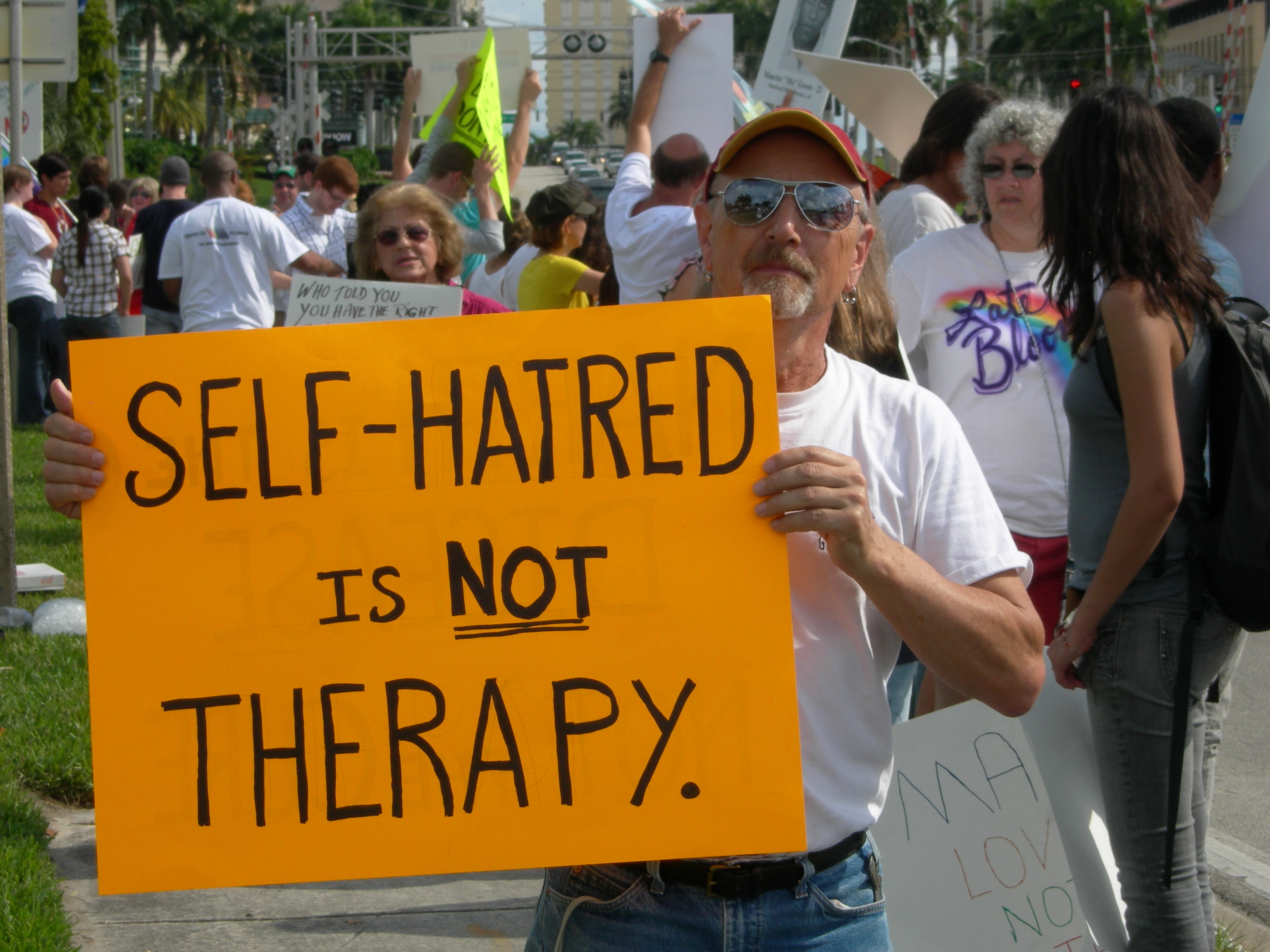 Will conversion therapy be banned in the U.S.?