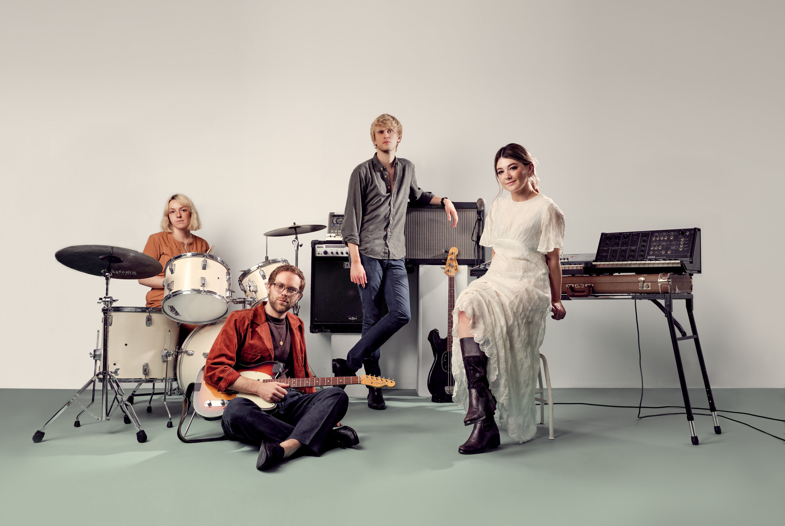 Yumi Zouma s  Truth or Consequences  Is Social Distancing Set to Music