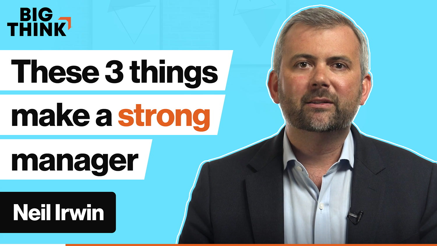 Do these 3 things to be a stronger manager
