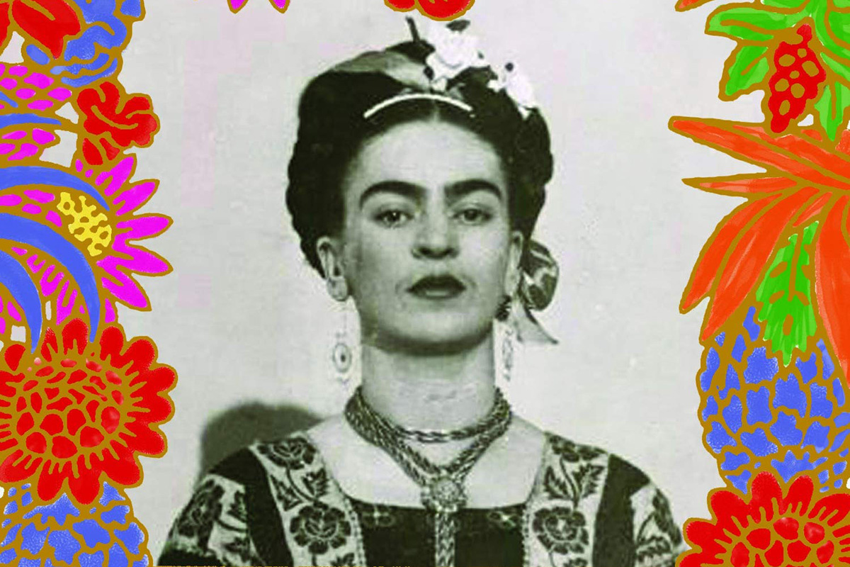 When You Discover Your Father Had an Affair with Frida Kahlo...