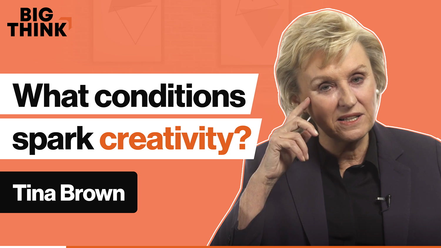 Under what conditions are we most creative?