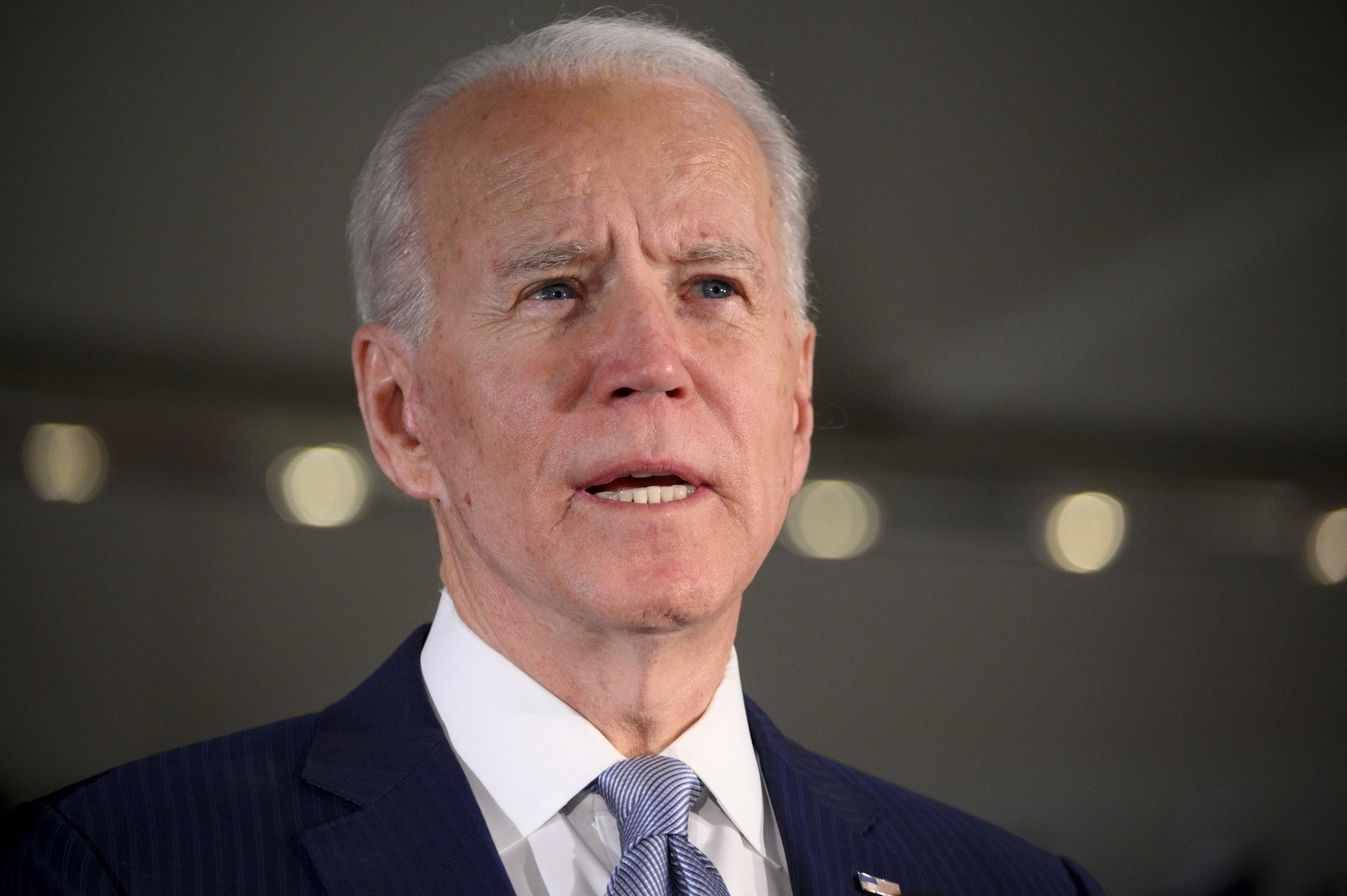 Biden camp says sexual assault accusation 'false,' calls on press to investigate