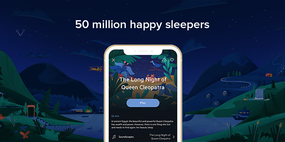 Get the sleep you deserve with this top-rated app s soothing melodies