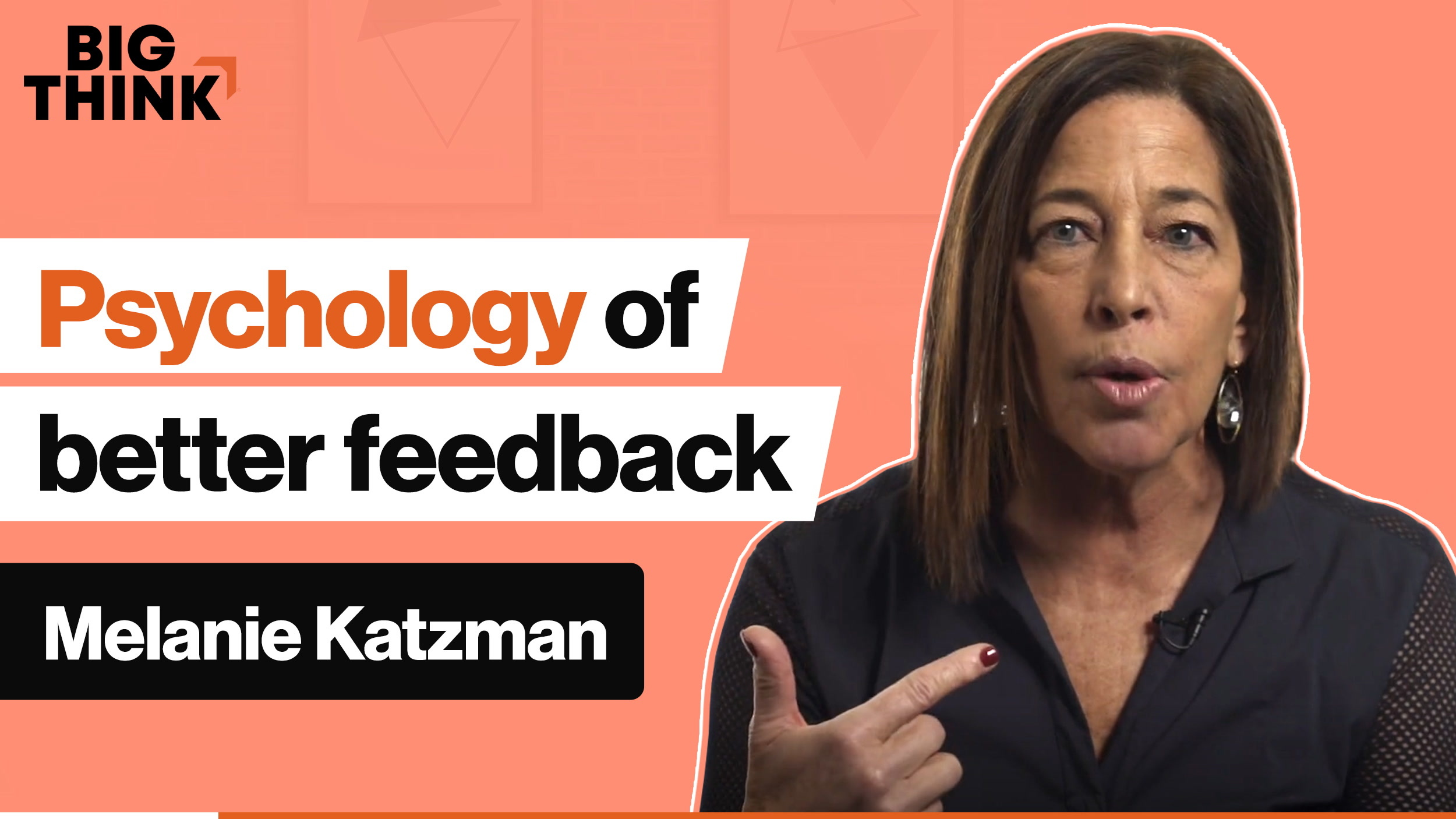 Psychology of feedback: How to give or receive valuable critique