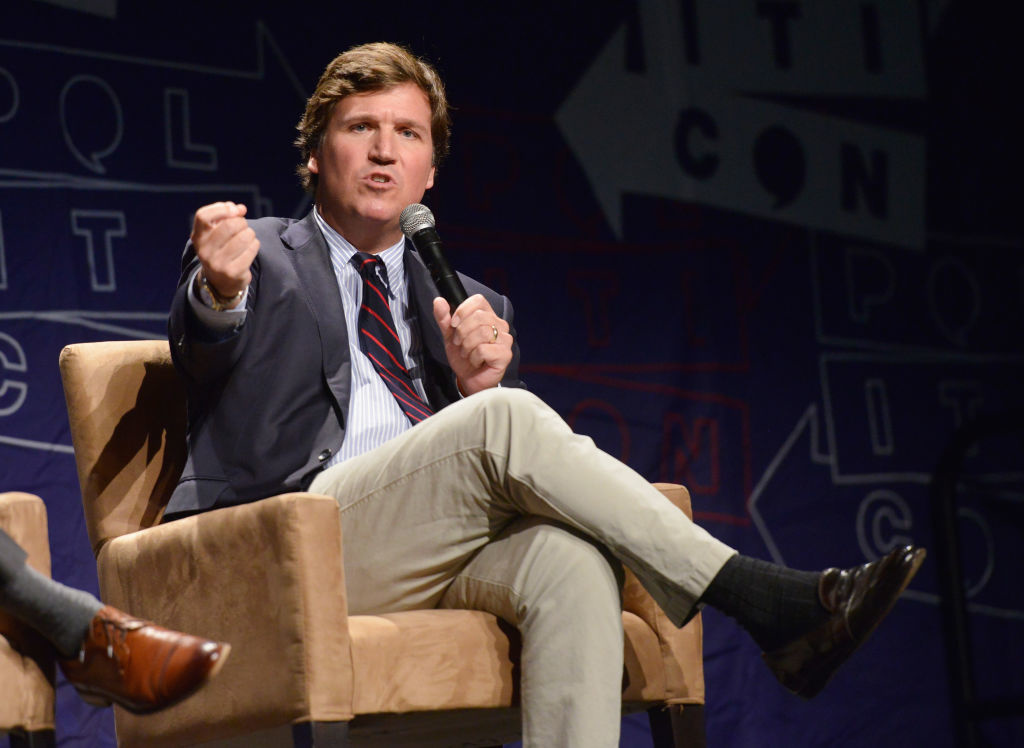 Tucker Carlson makes a bold prediction: Joe Biden 'will not be the Democratic nominee' in 2020