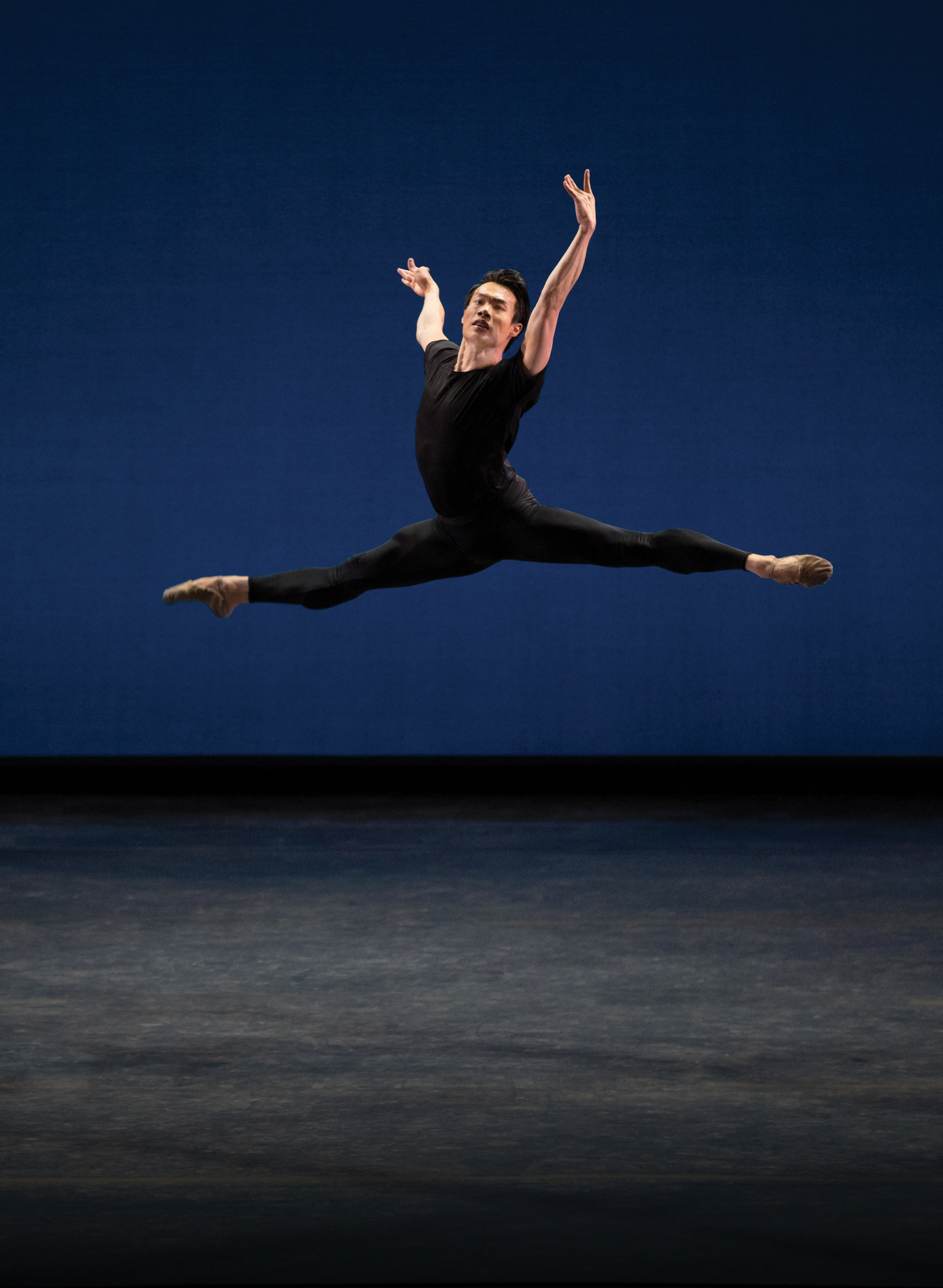 Boston Ballet Principal John Lam Opens Up About Leaving Home to Train, and Being a Dancing Dad