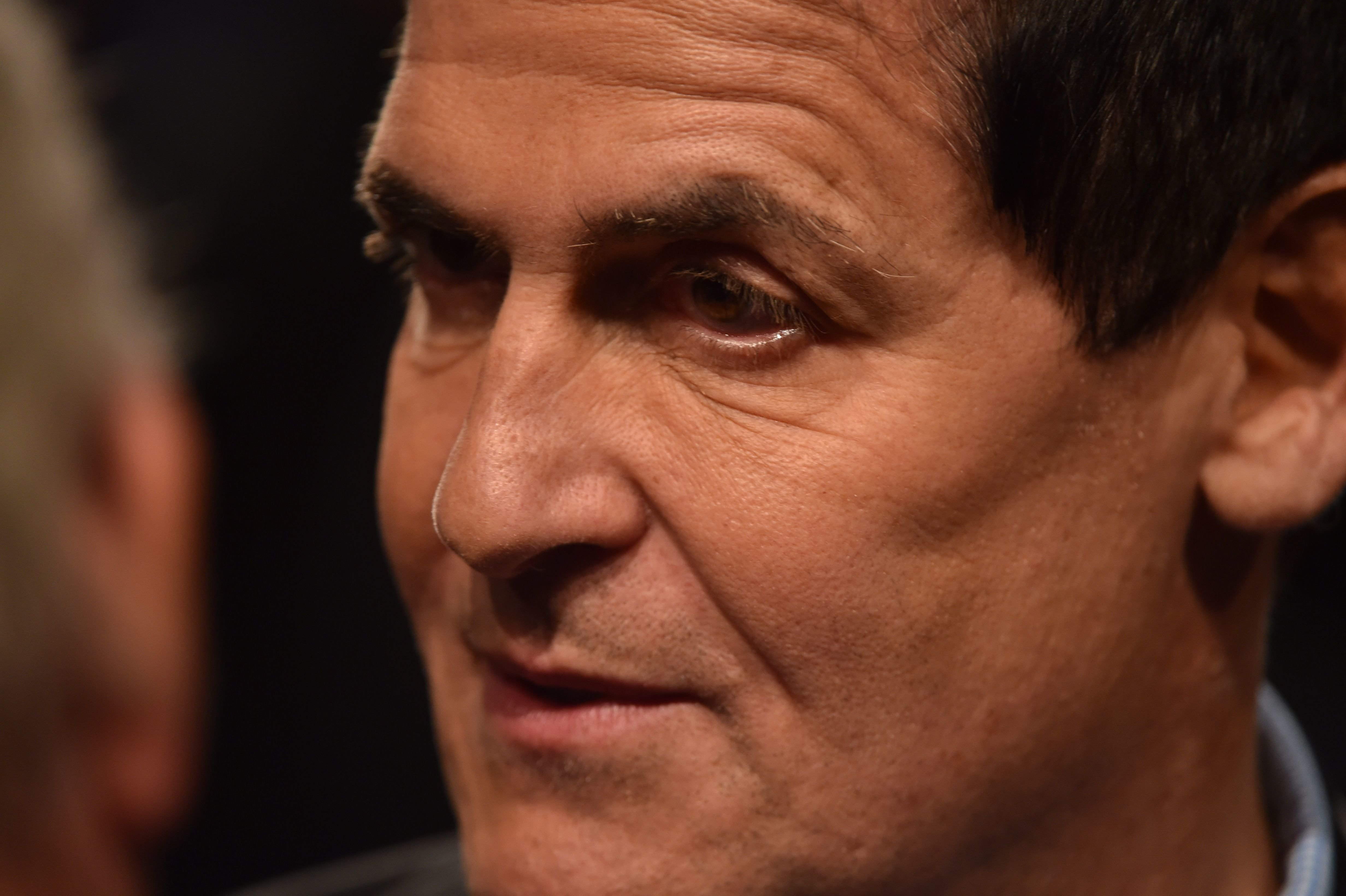 Mark Cuban says President Donald Trump should get 'all the credit in the world' for handling COVID-19 pandemic
