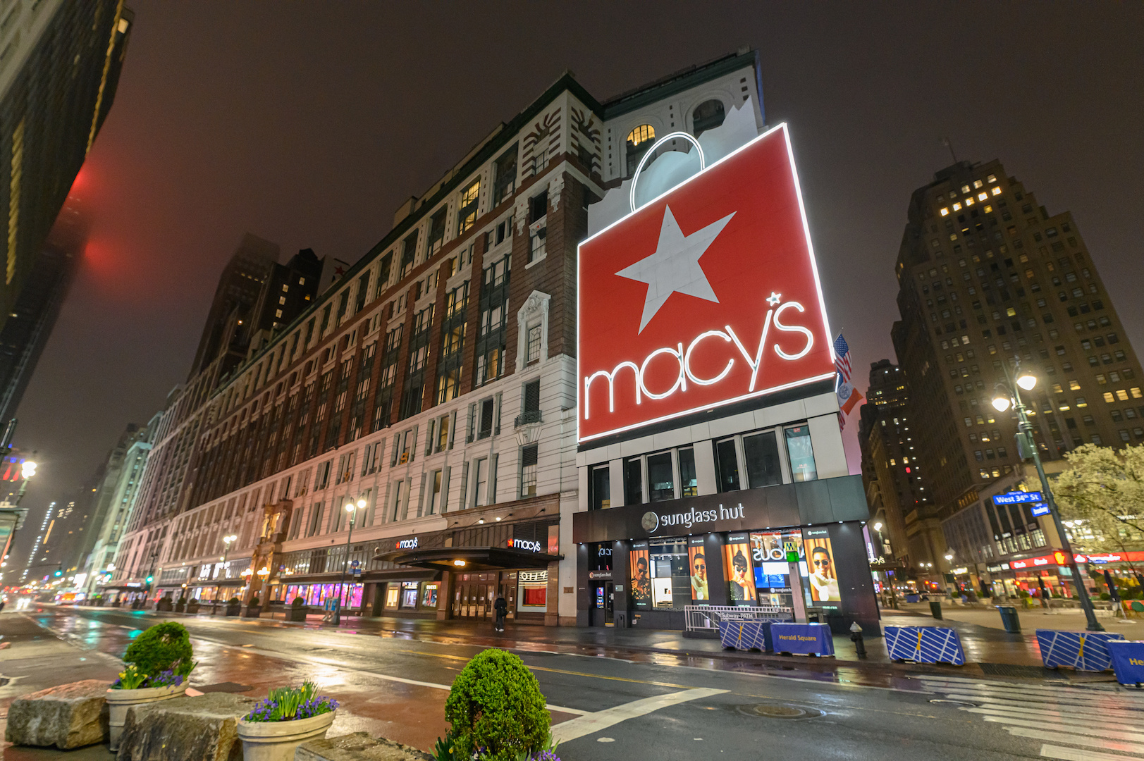 Macy's to furlough tens of thousands of workers amid coronavirus hardship